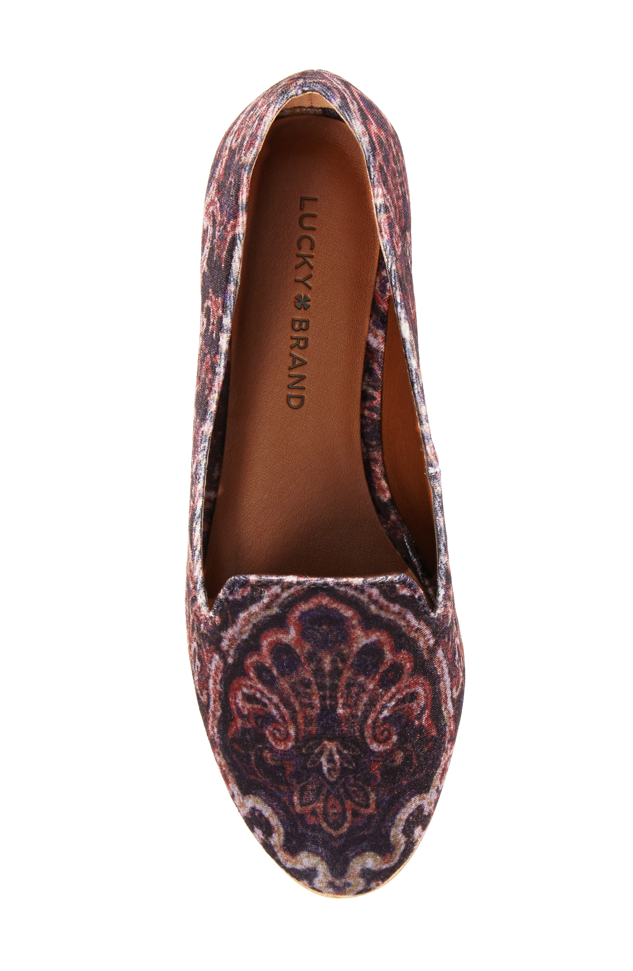 Carlyn Loafer Flat,                             Alternate thumbnail 18, color,