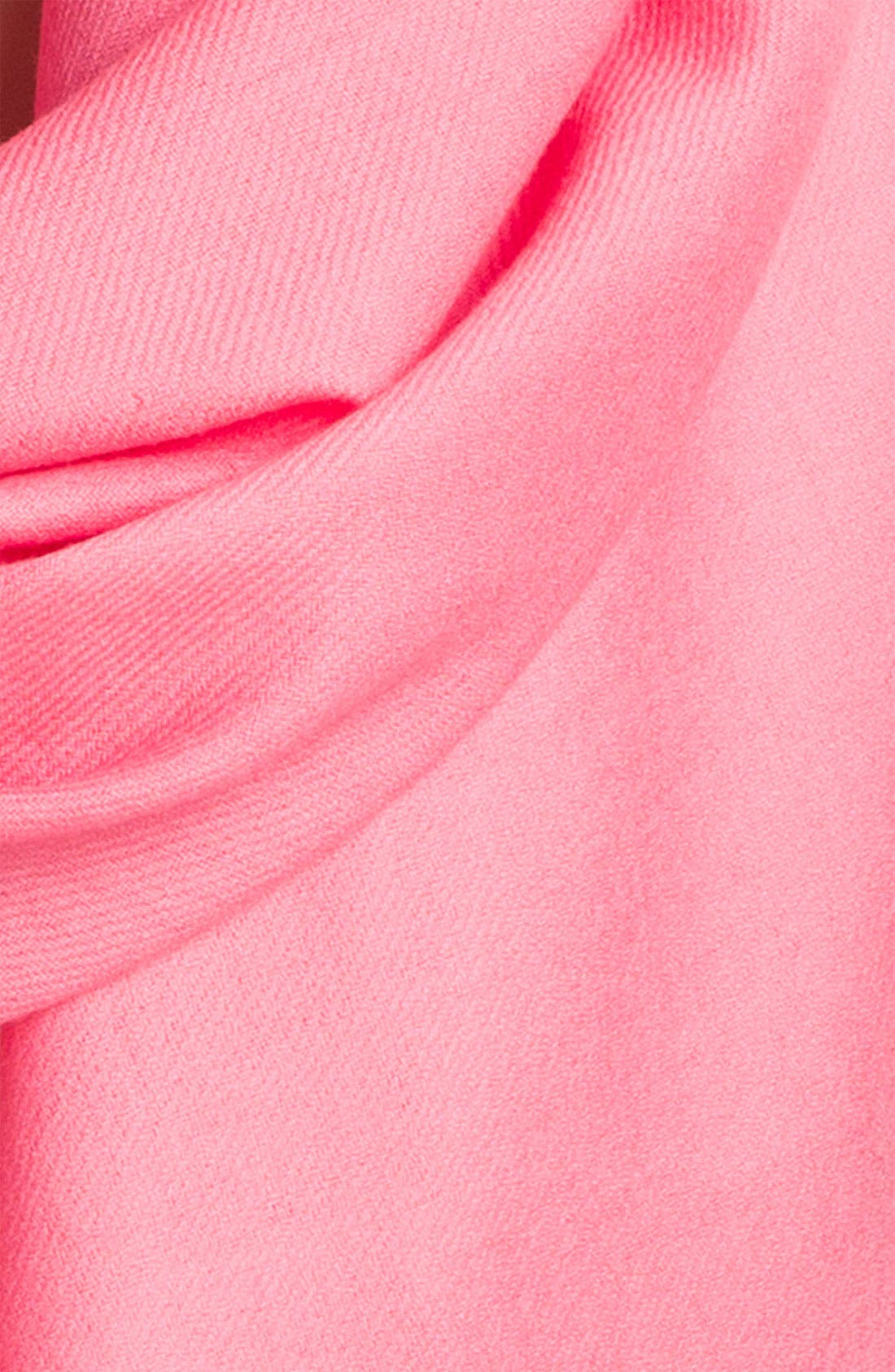 Tissue Weight Wool & Cashmere Wrap,                             Alternate thumbnail 212, color,
