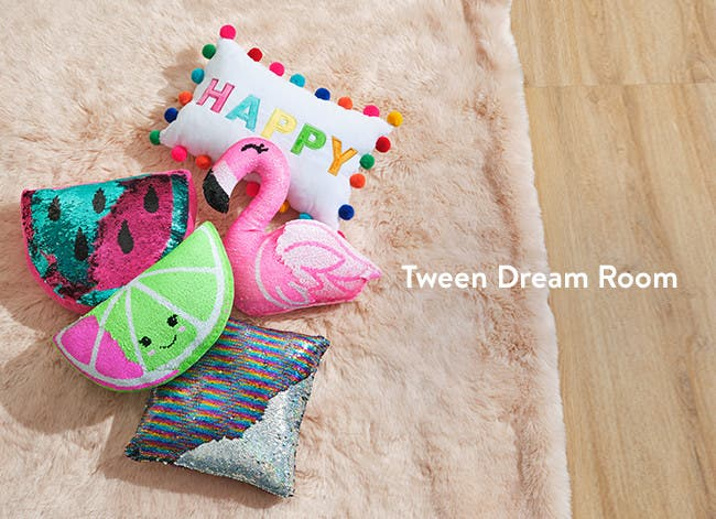 Tween dream room.