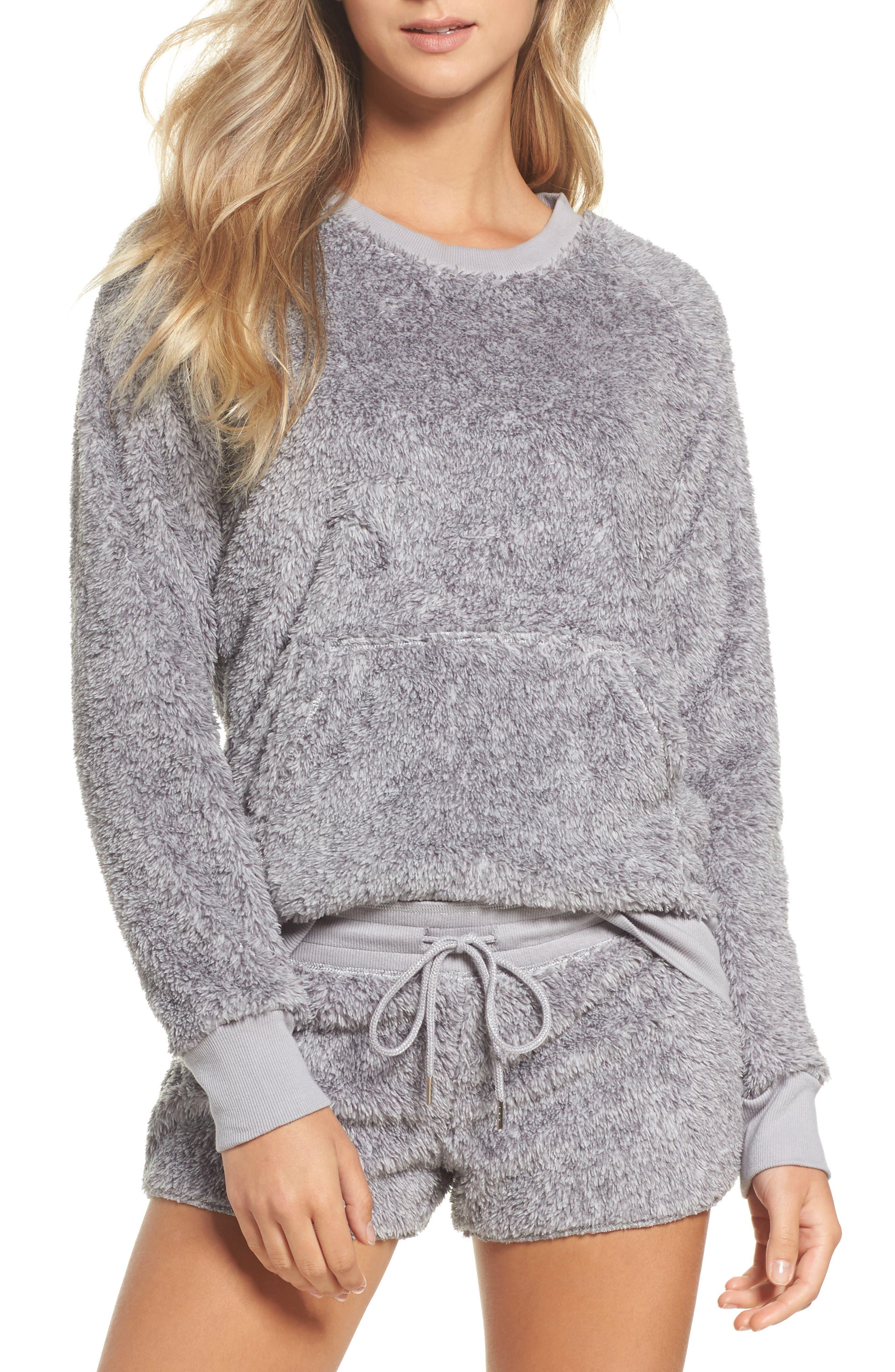 Plush Pajamas,                         Main,                         color,