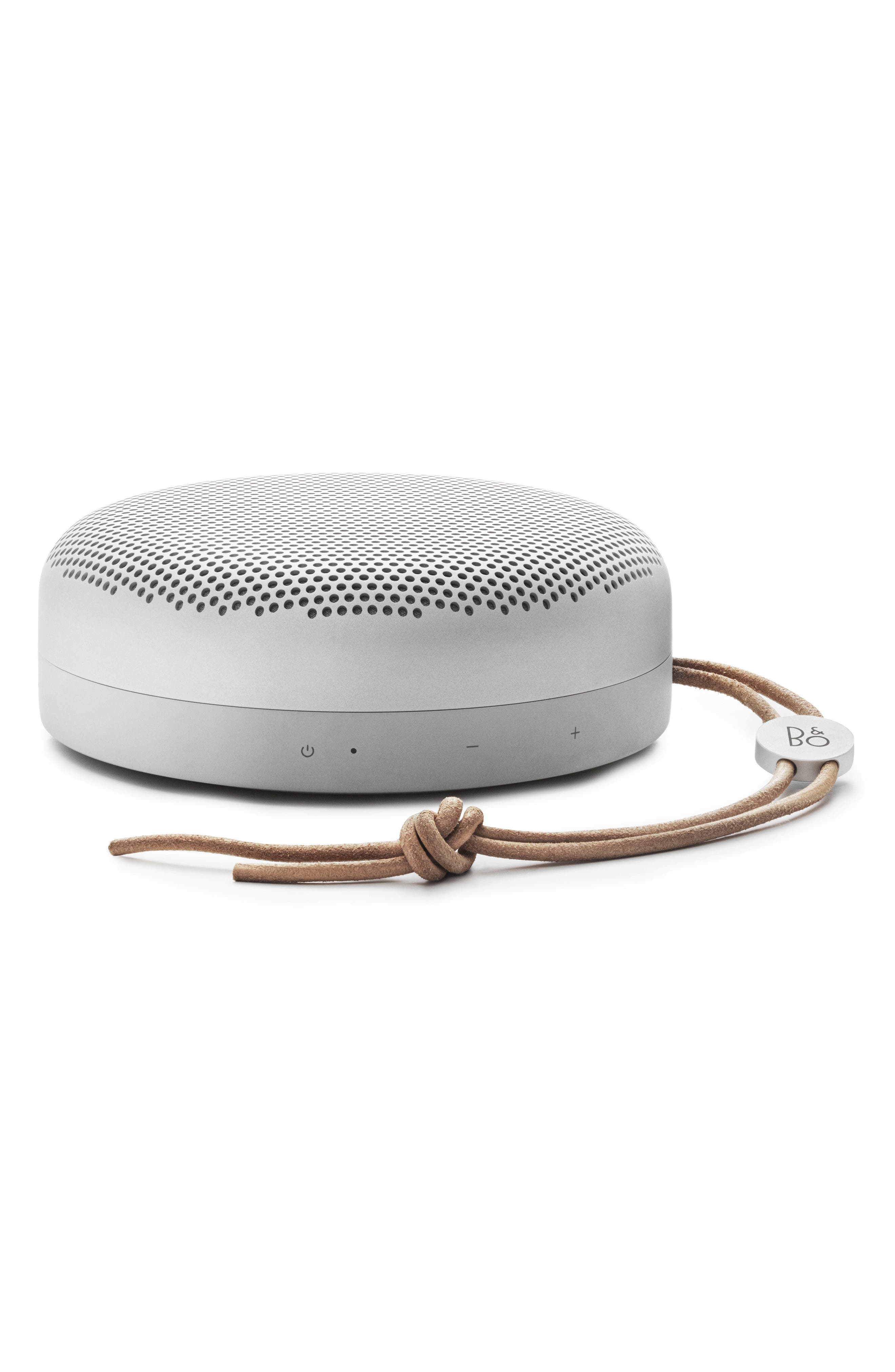 A1 Portable Bluetooth Speaker,                             Alternate thumbnail 4, color,                             NATURAL