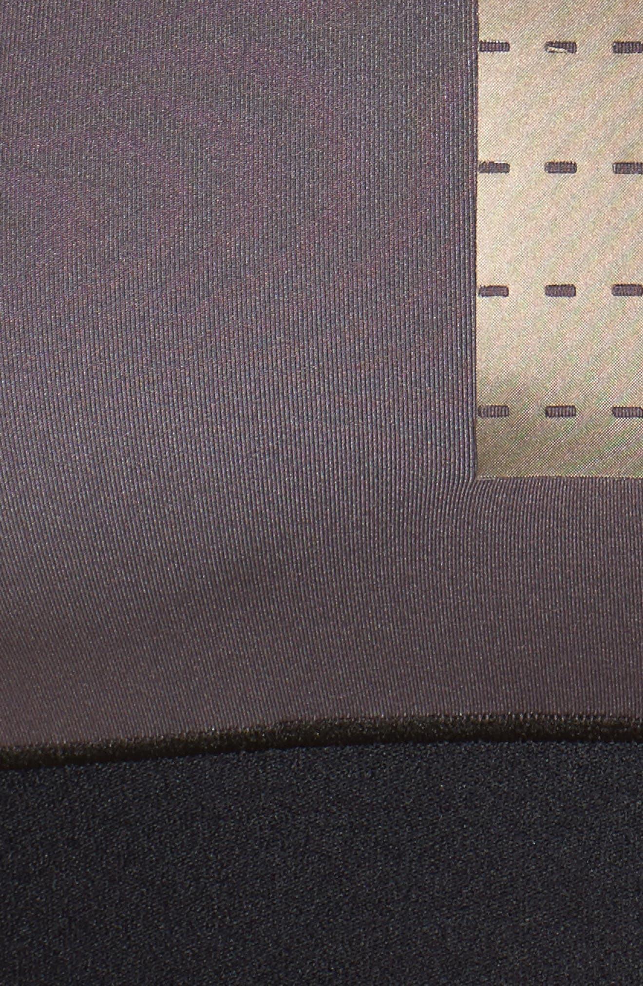 Altitude Silk AK17 Crop Top,                             Alternate thumbnail 6, color,                             285