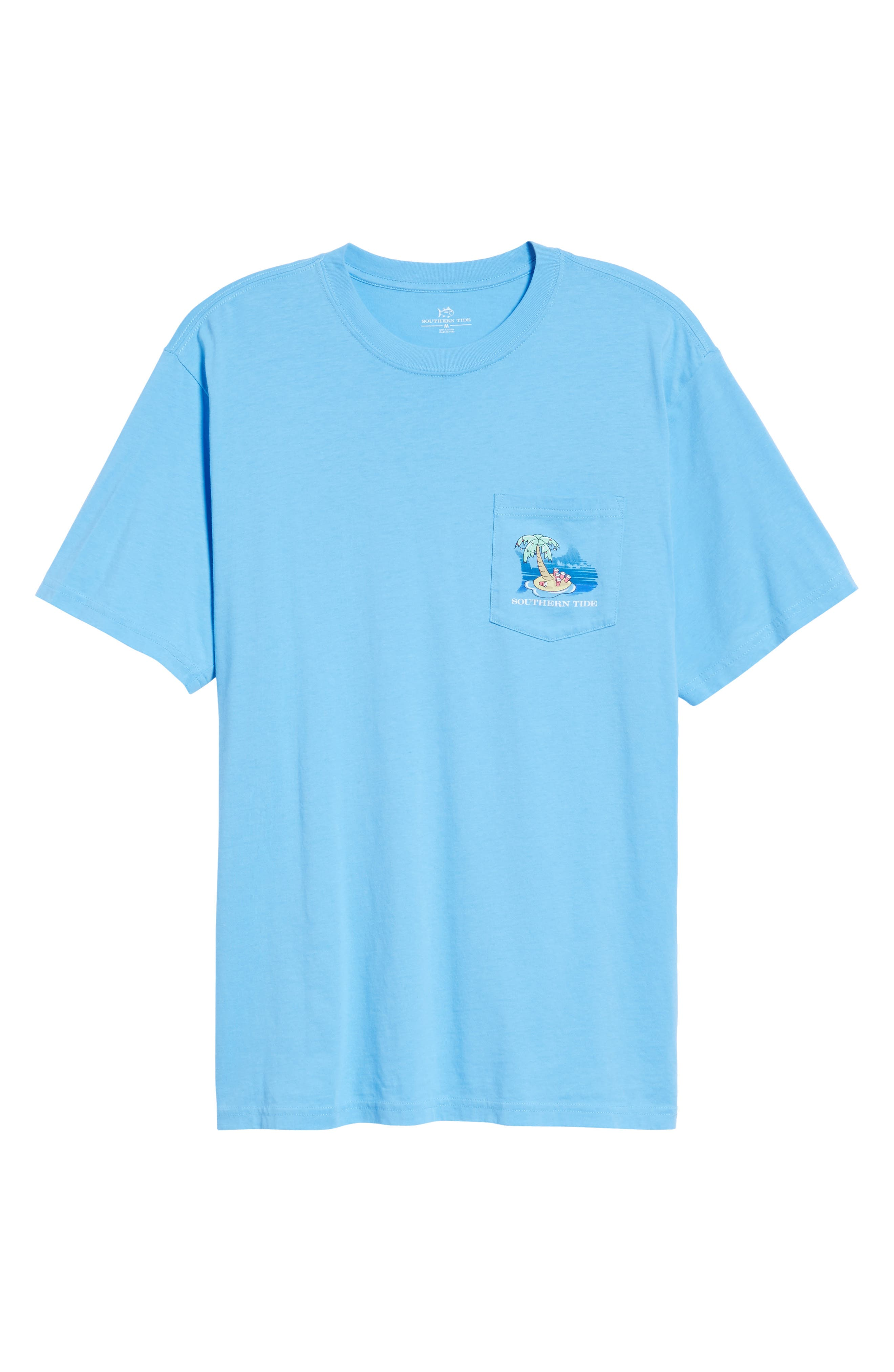 Reindeer Holiday T-Shirt,                             Alternate thumbnail 6, color,                             392