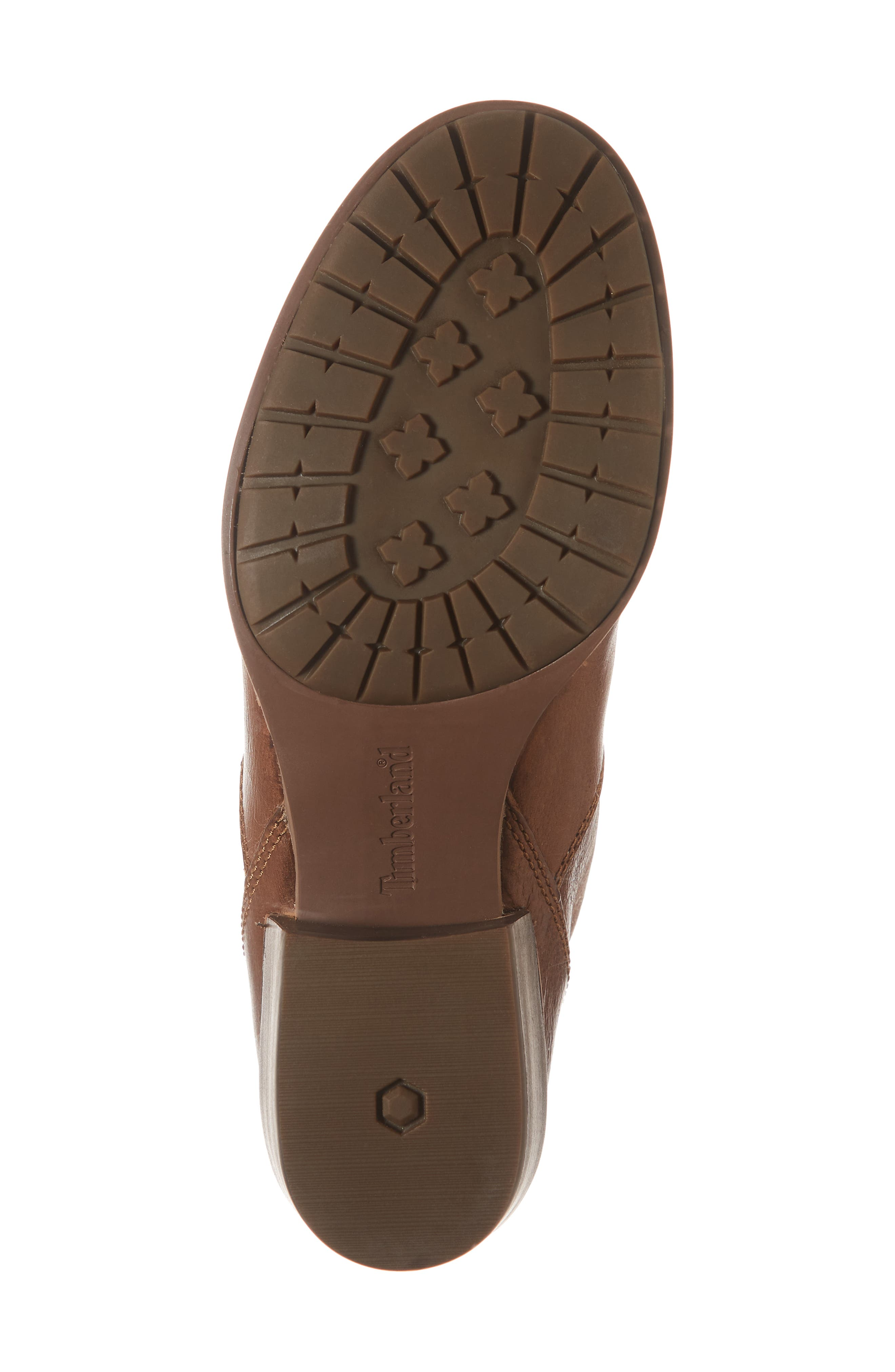 Sutherlin Bay Water Resistant Bootie,                             Alternate thumbnail 6, color,                             ARGAN OIL LEATHER