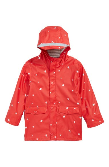 71253f064ad2 Mini Boden Fisherman s Waterproof Jacket (Toddler Boys