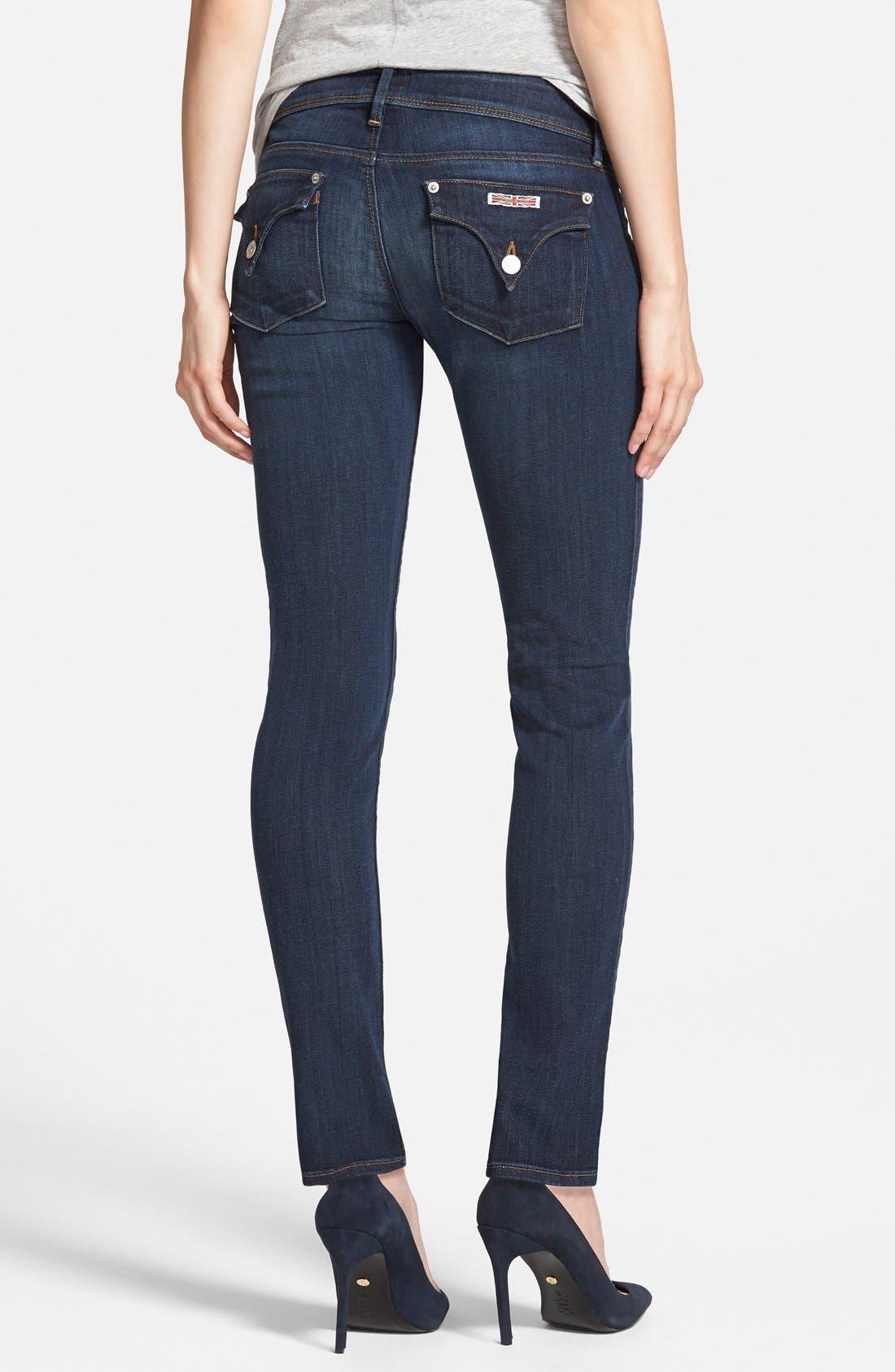 'Collin' Skinny Jeans,                             Alternate thumbnail 2, color,                             401