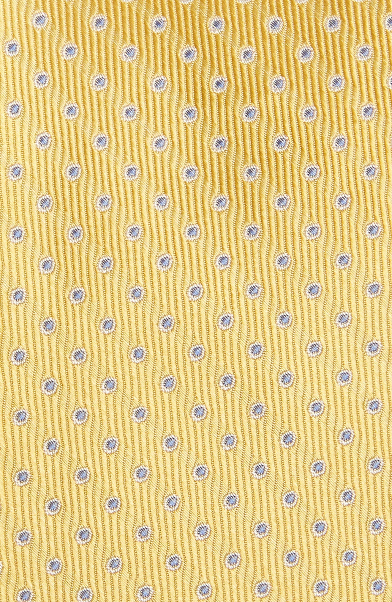 Newport Dot Silk Tie,                             Alternate thumbnail 17, color,