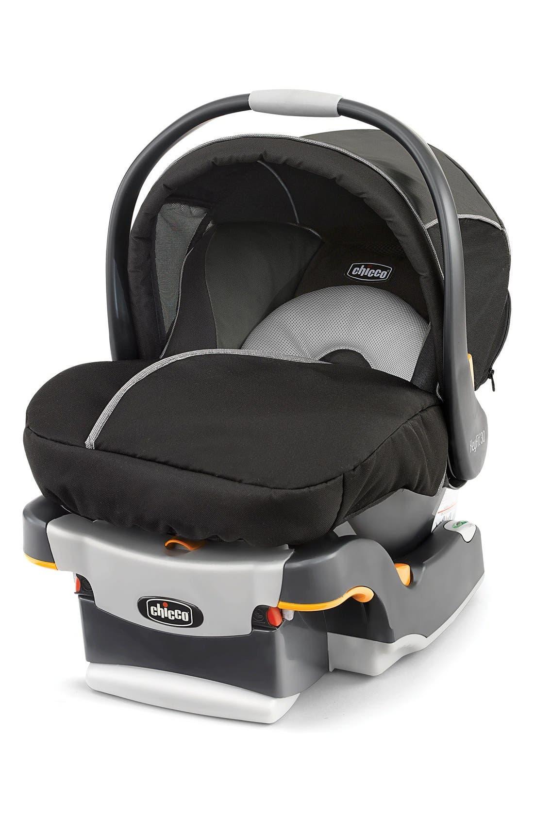 KeyFit 30 Infant Car Seat,                             Main thumbnail 1, color,                             COAL