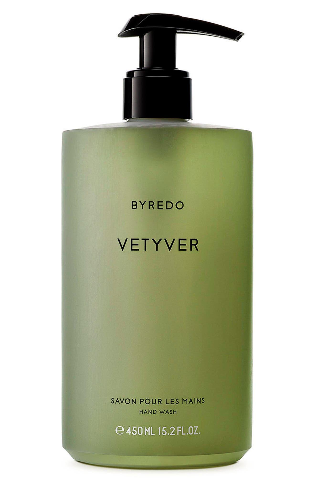 Vetyver Hand Wash,                         Main,                         color, NO COLOR