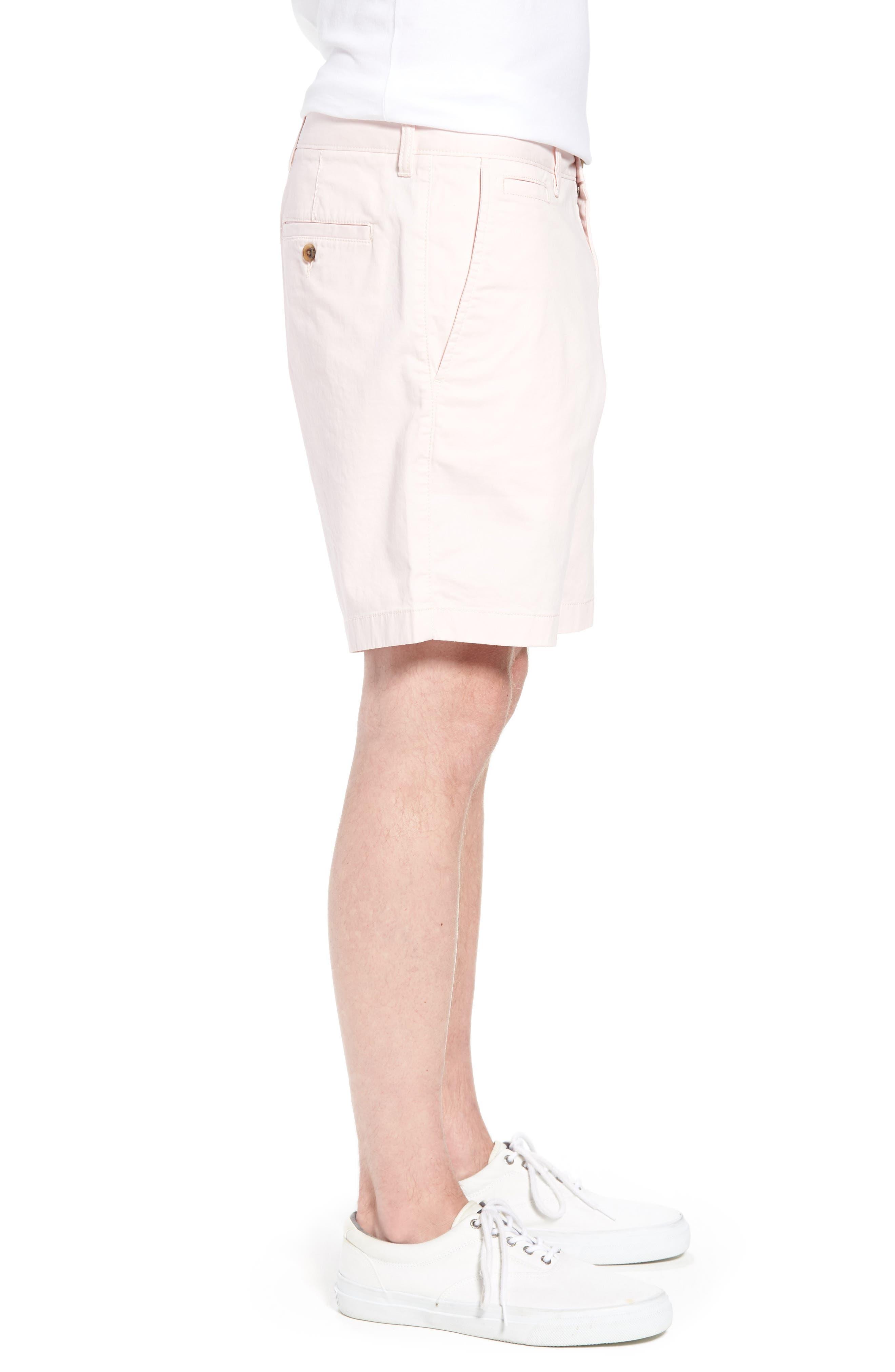 Ballard Slim Fit Stretch Chino 9-Inch Shorts,                             Alternate thumbnail 36, color,