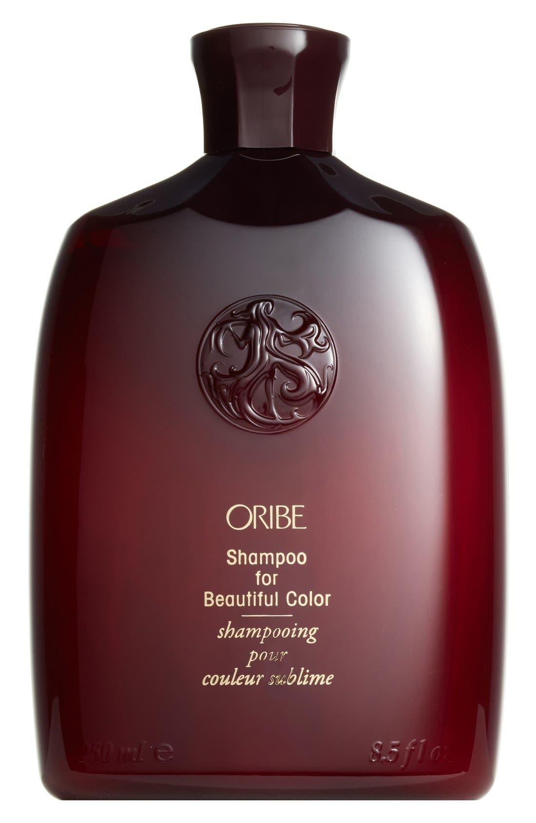 ORIBE,                             SPACE.NK.apothecary Oribe Shampoo for Beautiful Color,                             Main thumbnail 1, color,                             NO COLOR