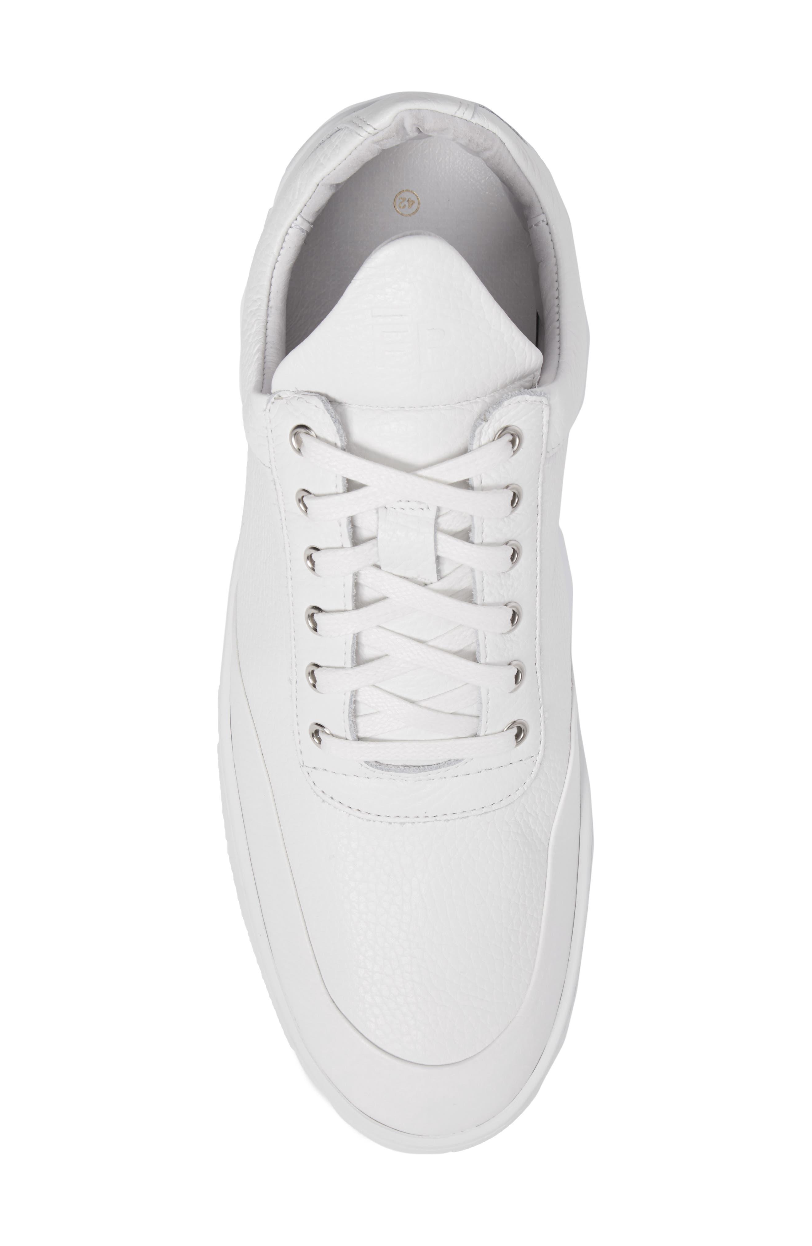Low Top Sneaker,                             Alternate thumbnail 5, color,                             100