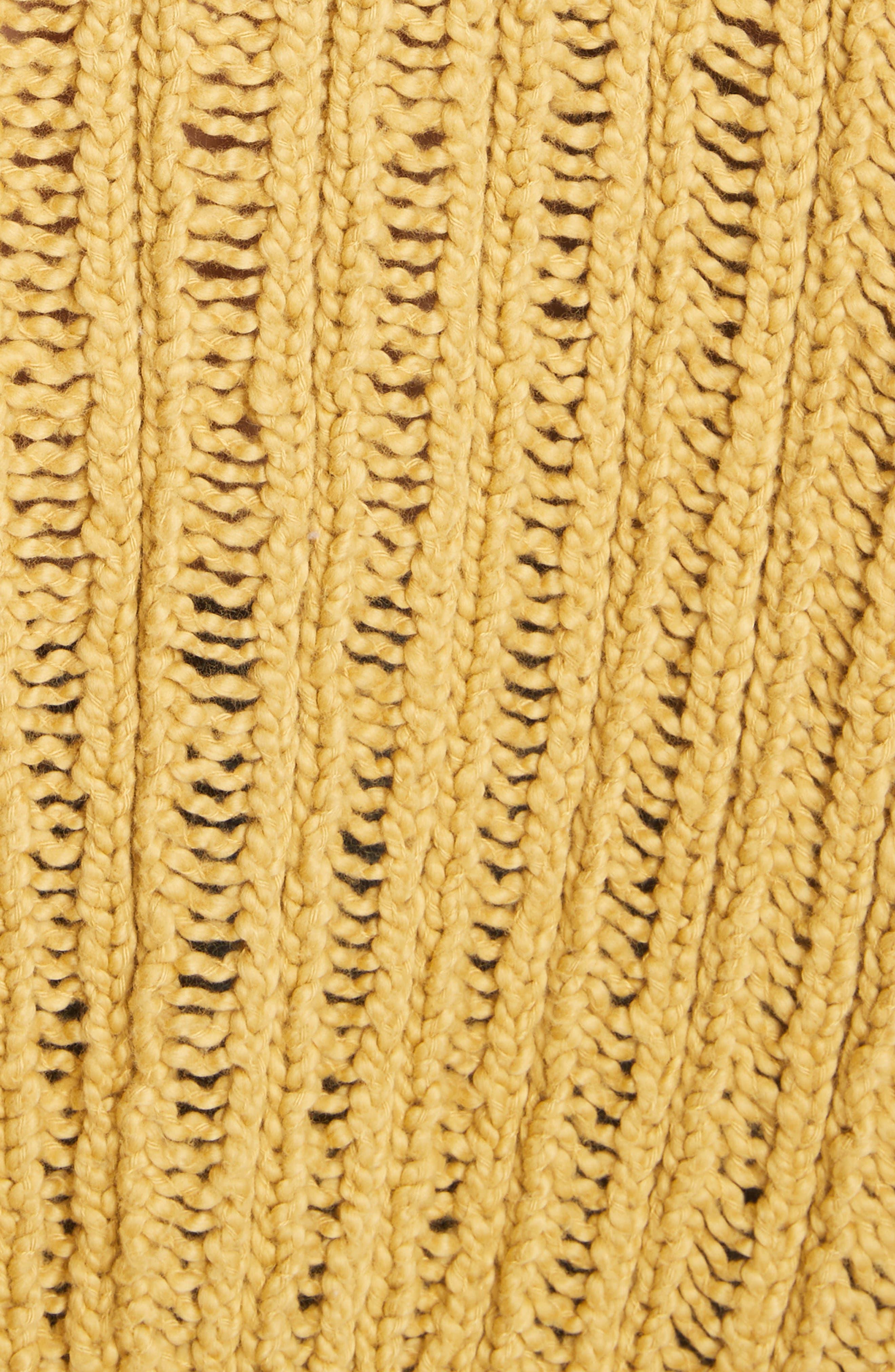 Infinite V-Neck Sweater,                             Alternate thumbnail 14, color,