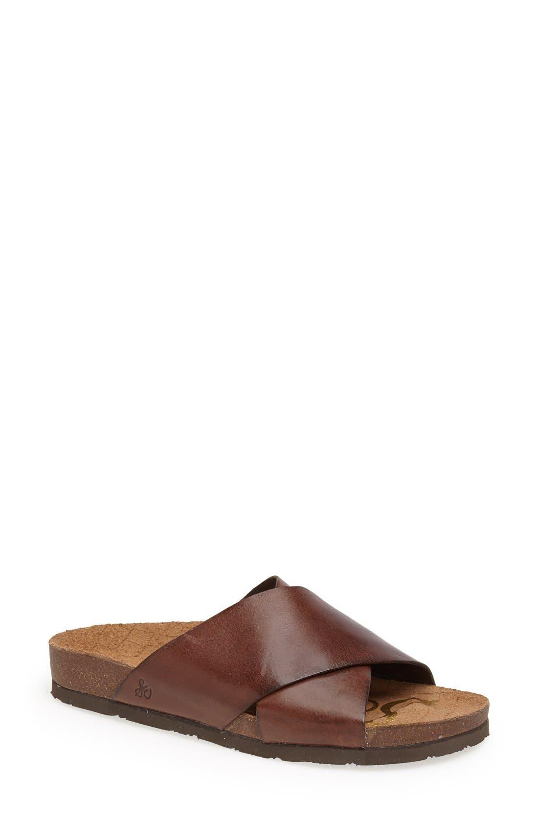 'Adora' Sandal,                             Main thumbnail 4, color,