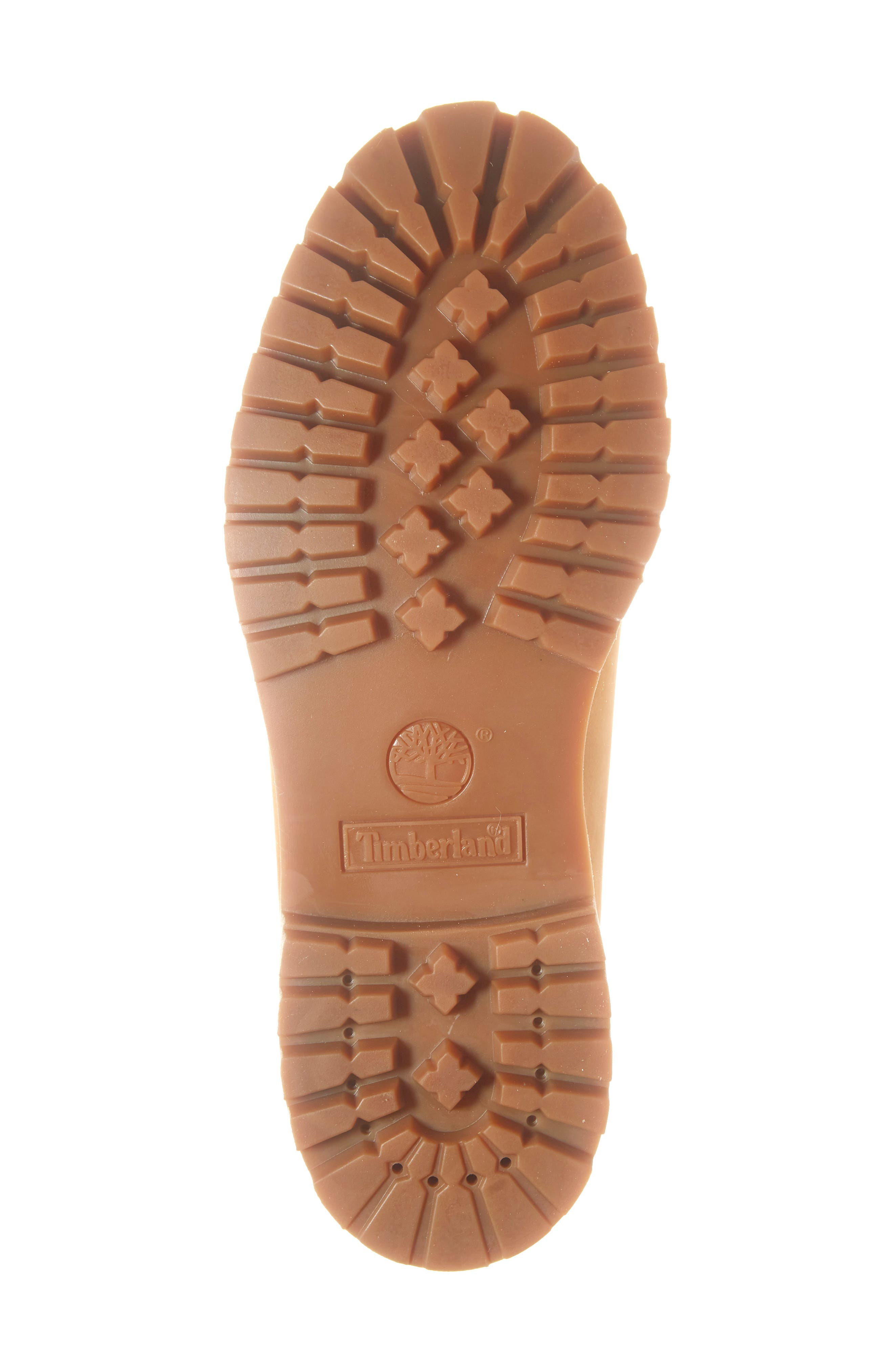 TIMBERLAND,                             Premium Gaiter Plain Toe Boot,                             Alternate thumbnail 6, color,                             231