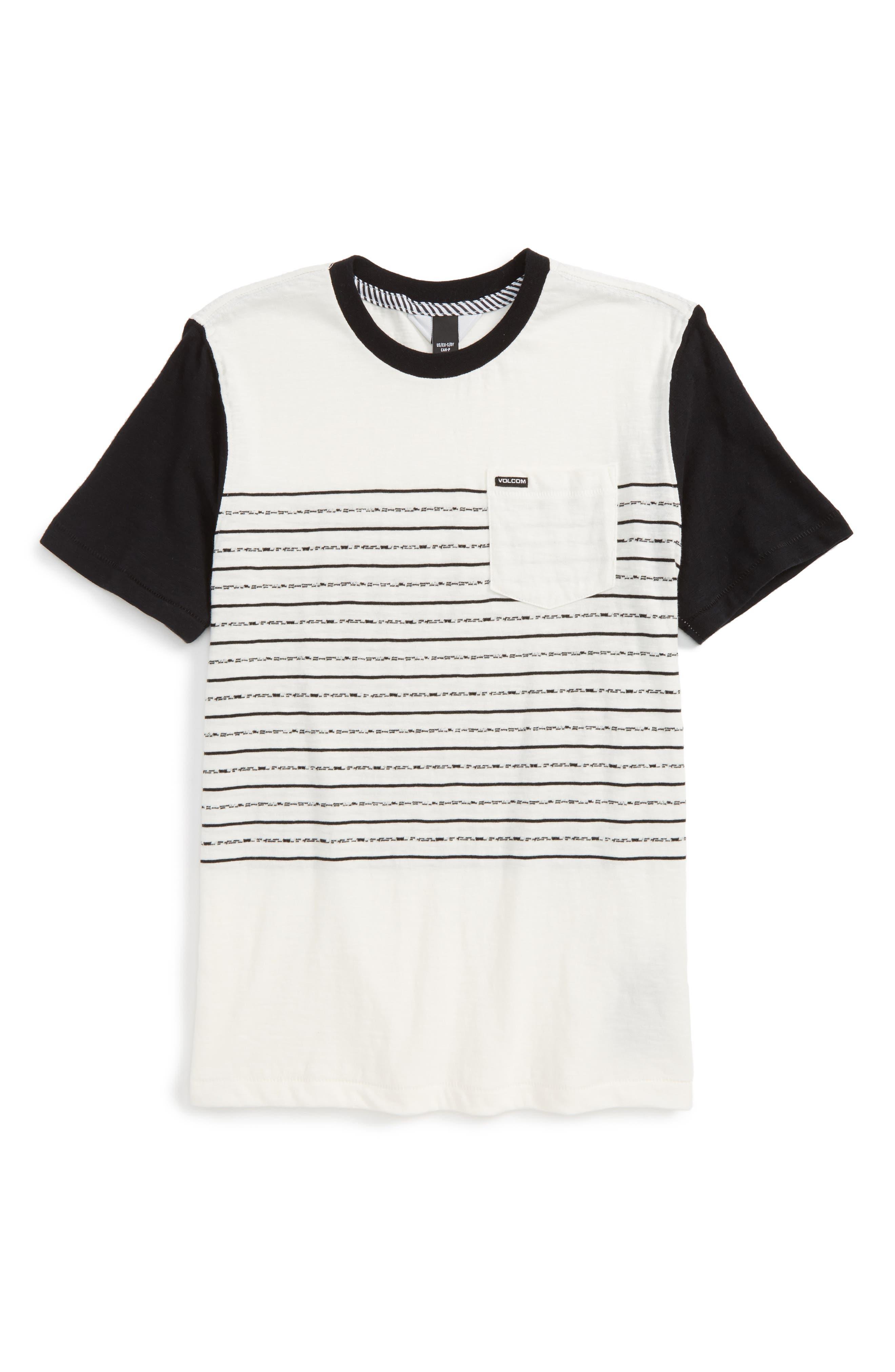 Threezy Pocket T-Shirt,                         Main,                         color, 909
