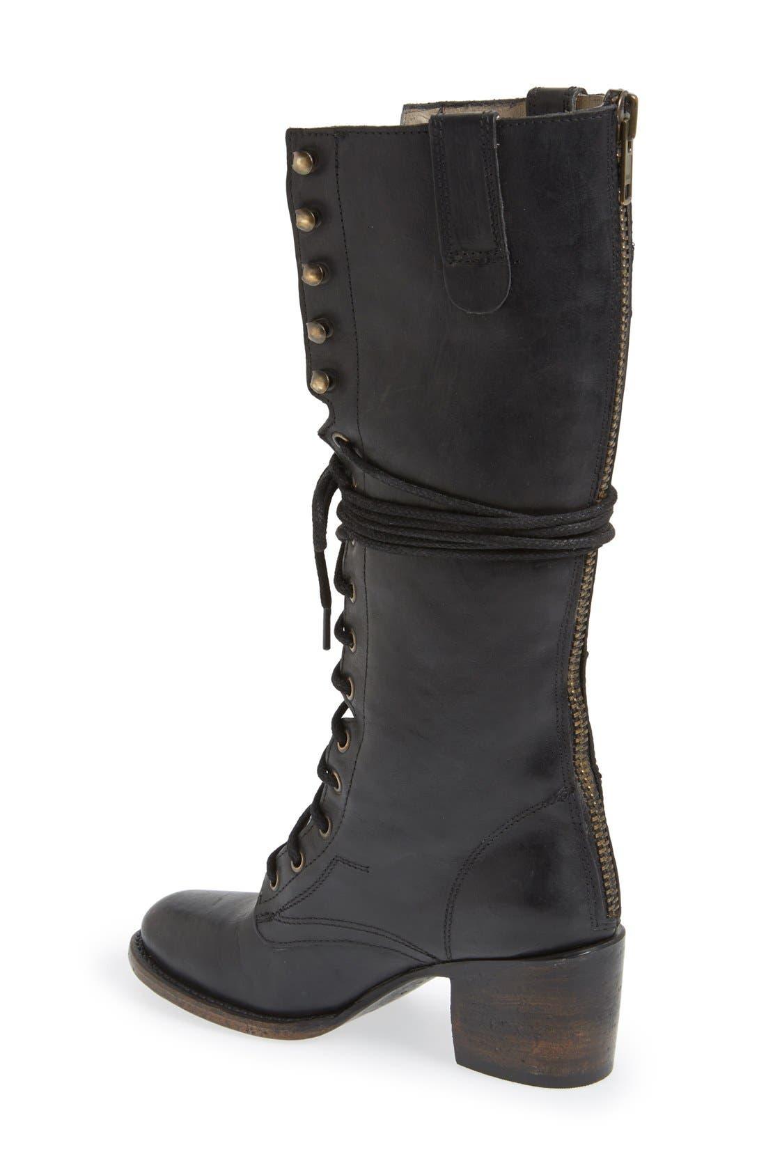 'Grany' Boot,                             Alternate thumbnail 3, color,                             001