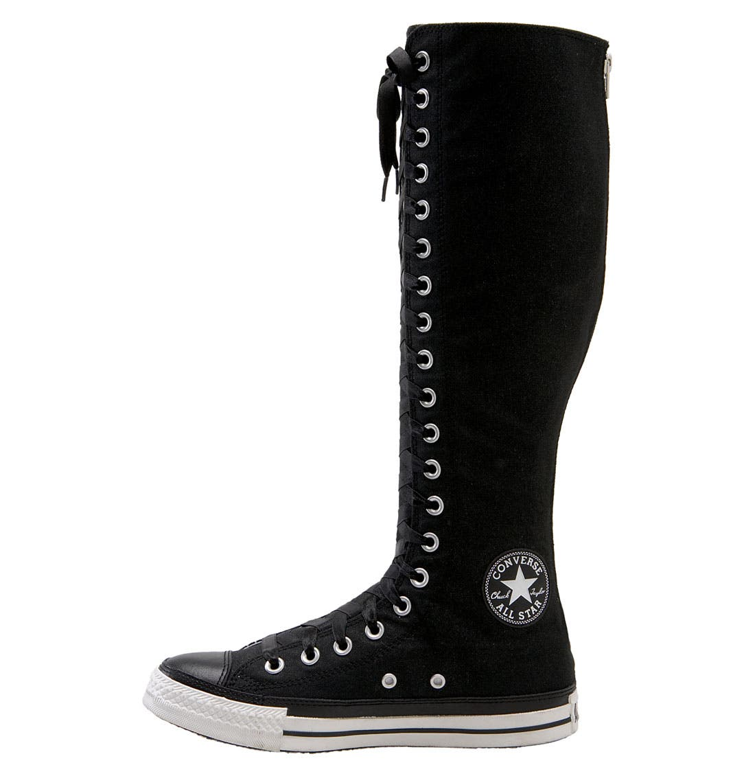 Chuck Taylor<sup>®</sup> 'XX Hi' Knee High Sneaker,                             Alternate thumbnail 2, color,                             034