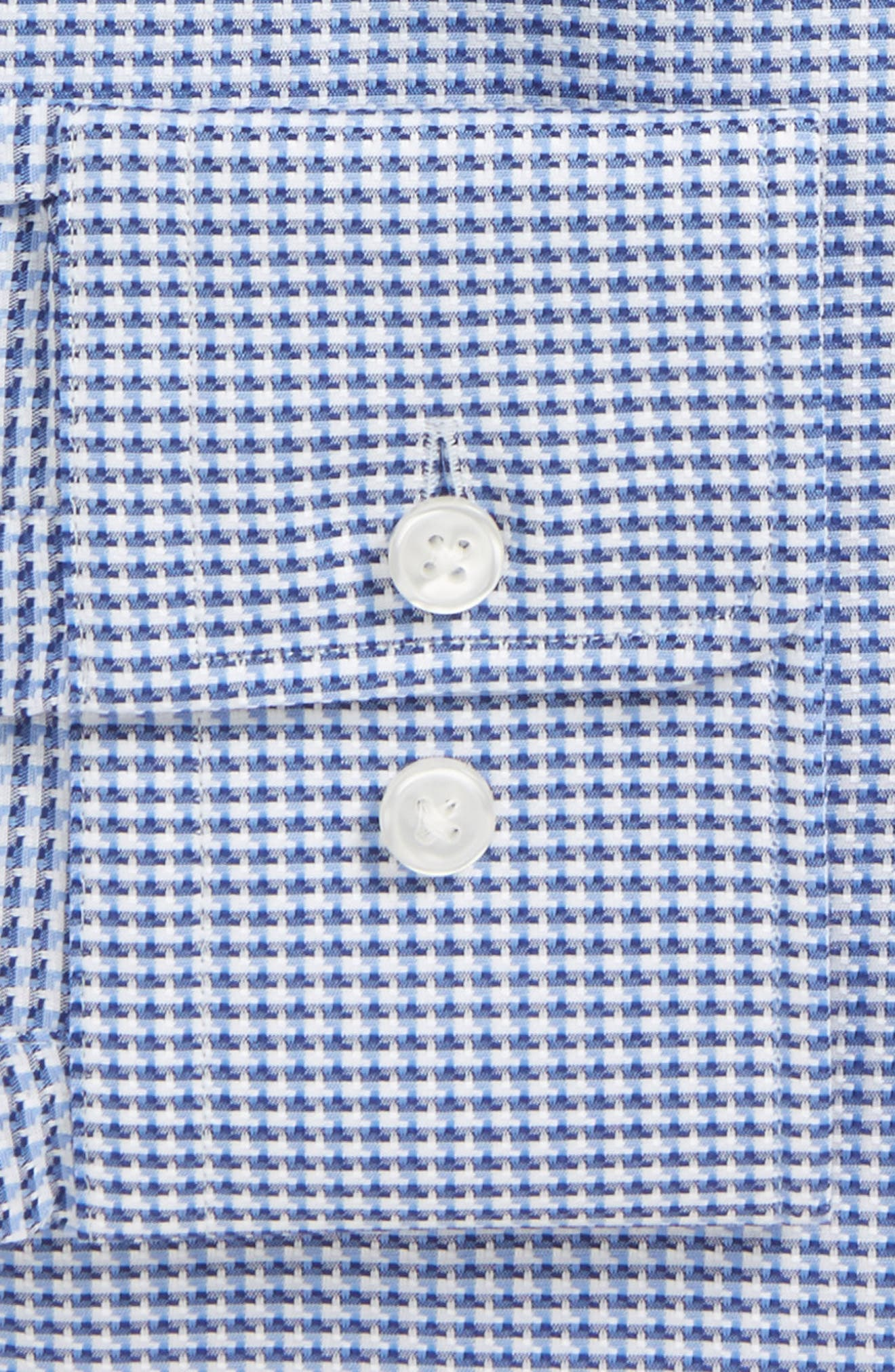 Marley Sharp Fit Check Dress Shirt,                             Alternate thumbnail 2, color,                             450
