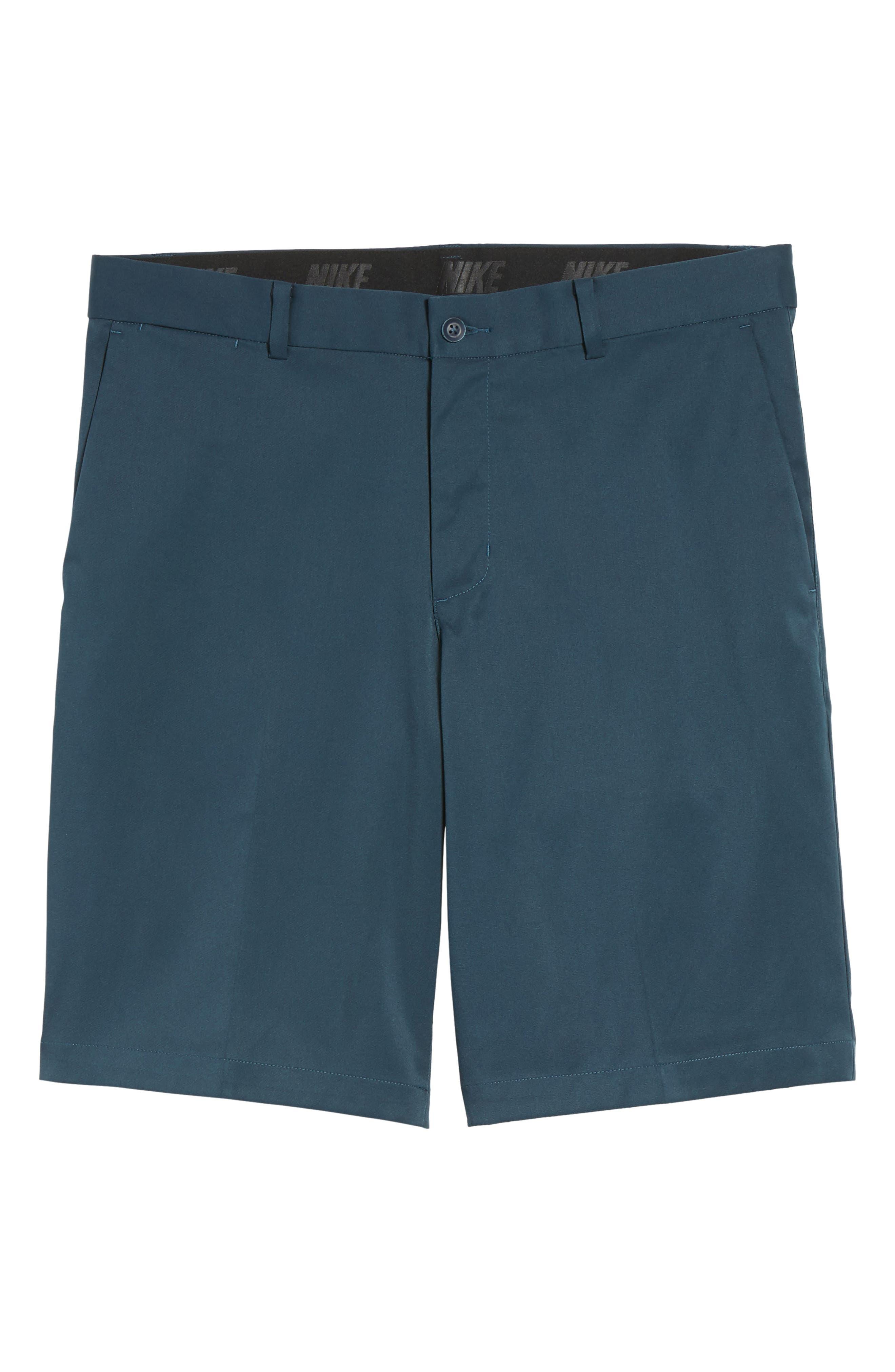 Flat Front Golf Shorts,                             Alternate thumbnail 43, color,