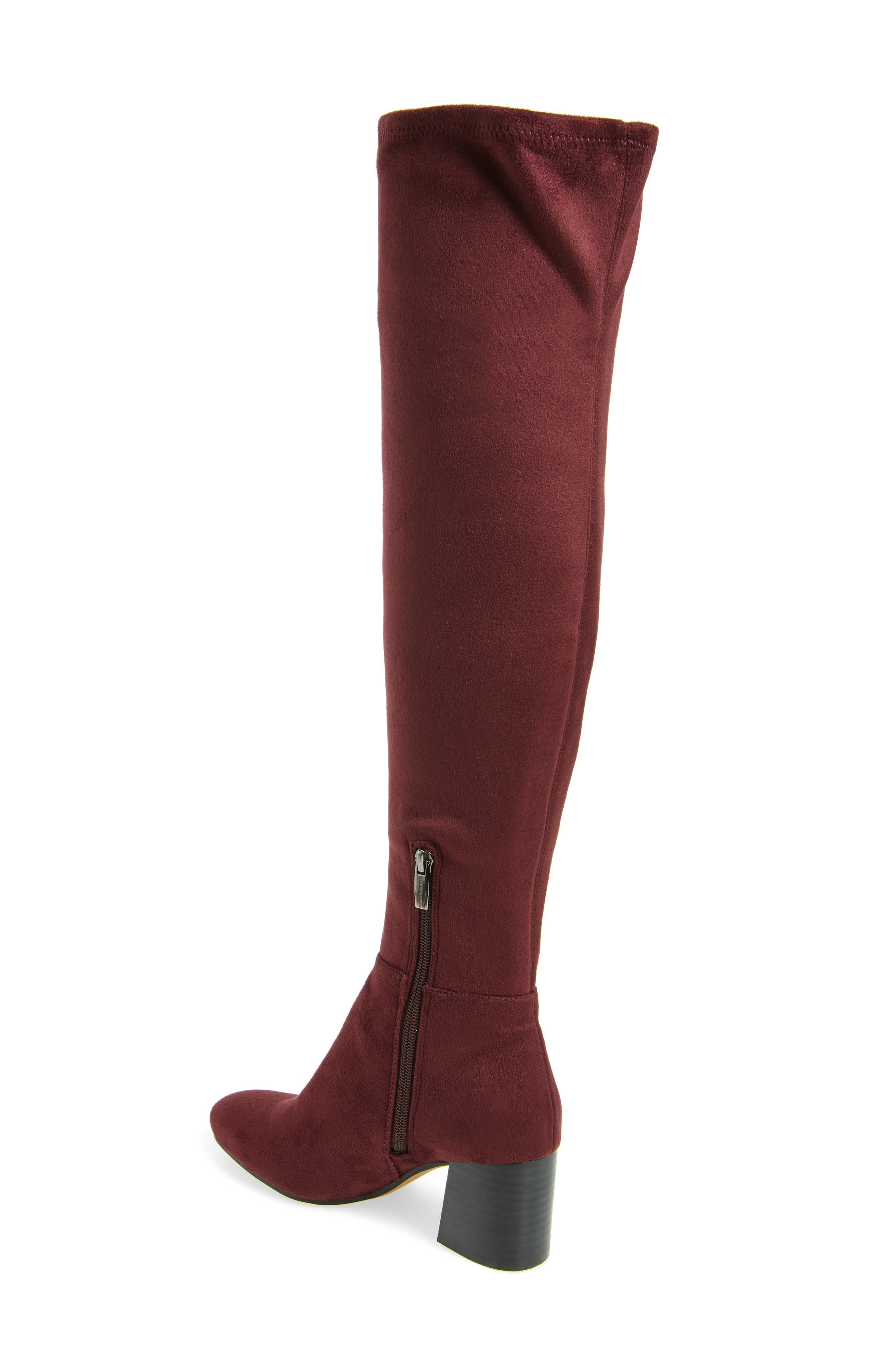 Kantha Over the Knee Boot,                             Alternate thumbnail 8, color,