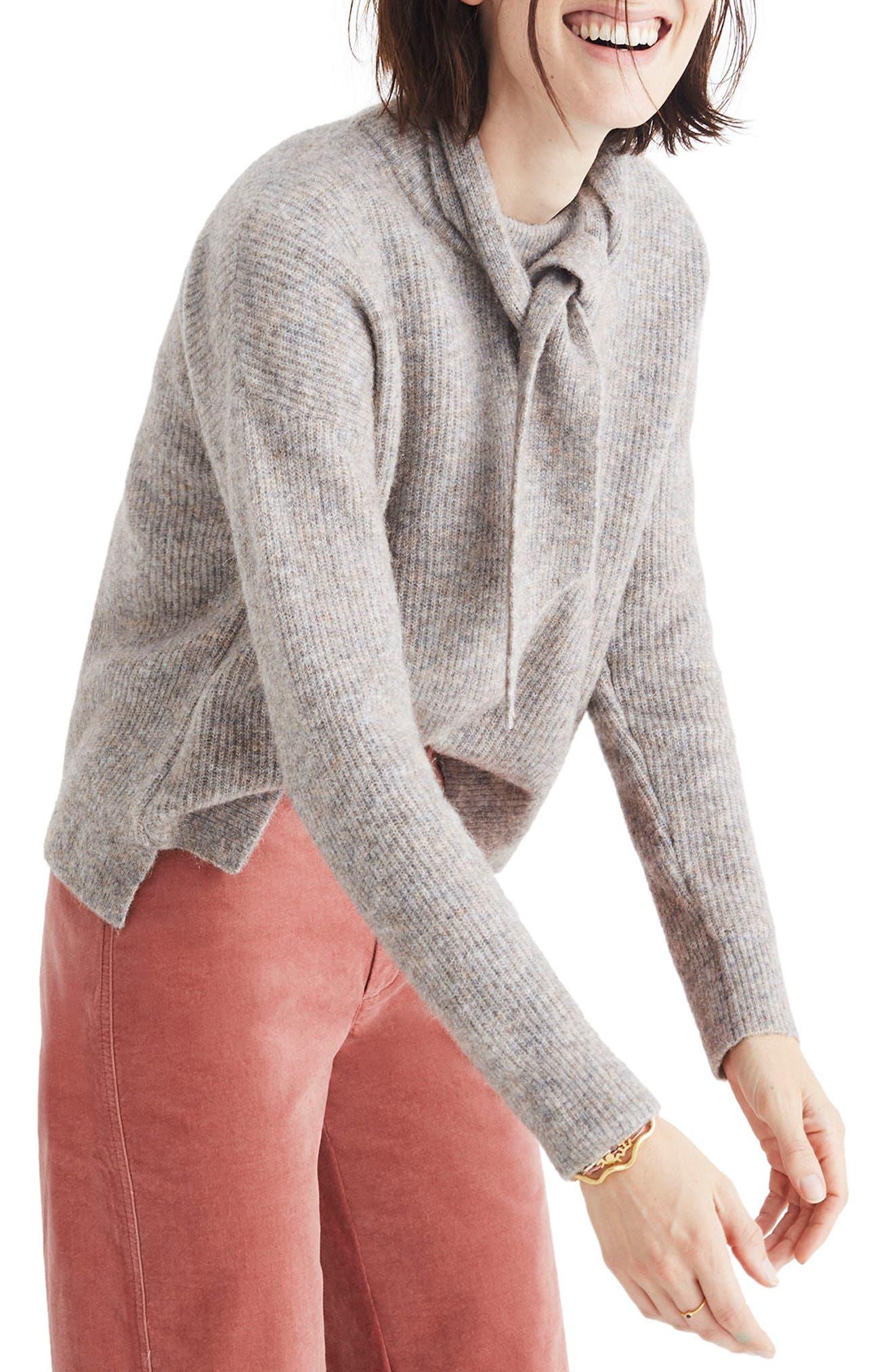 Sweater & Scarf Set,                             Alternate thumbnail 2, color,                             280