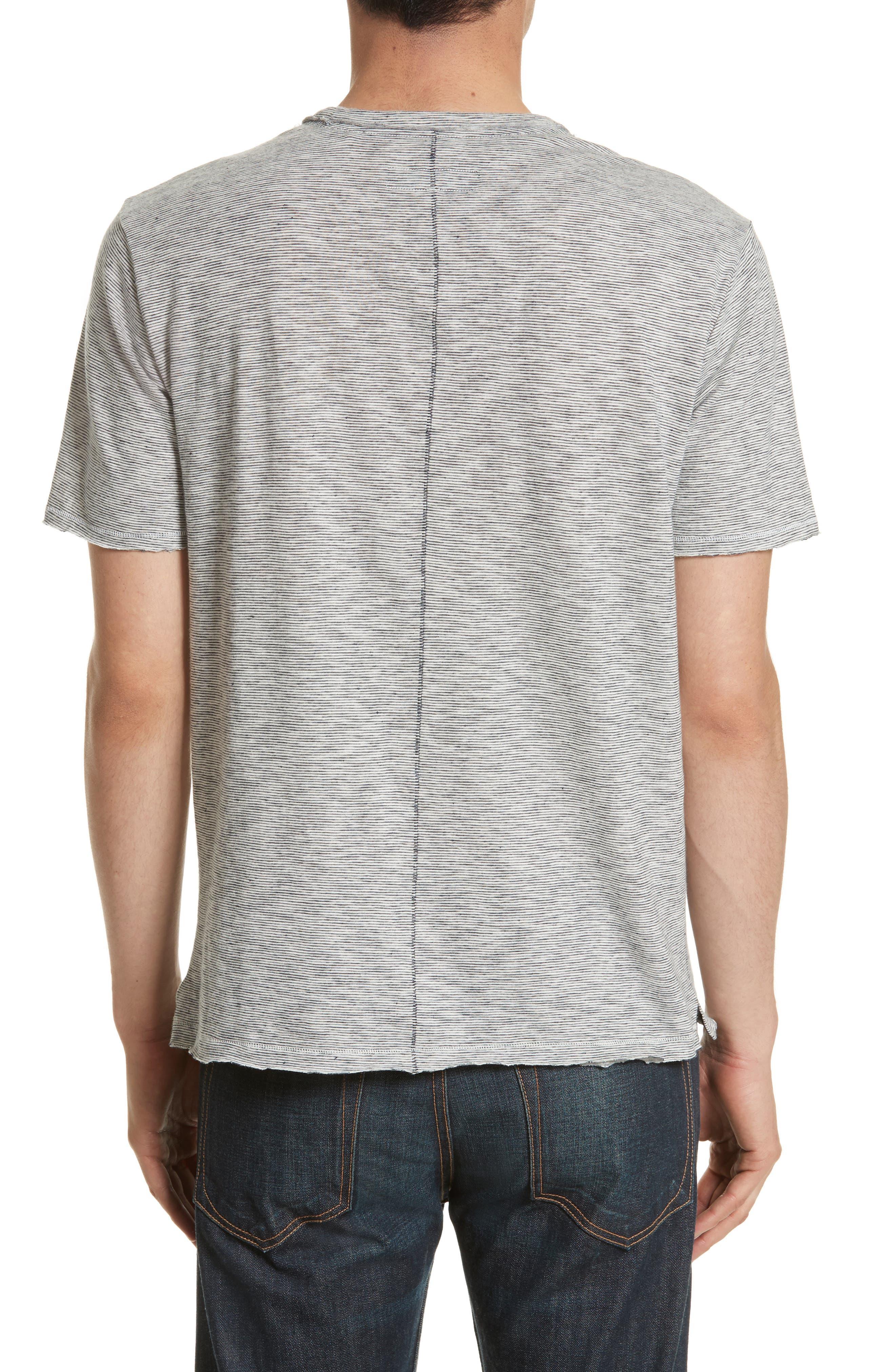 Owen Pocket T-Shirt,                             Alternate thumbnail 5, color,