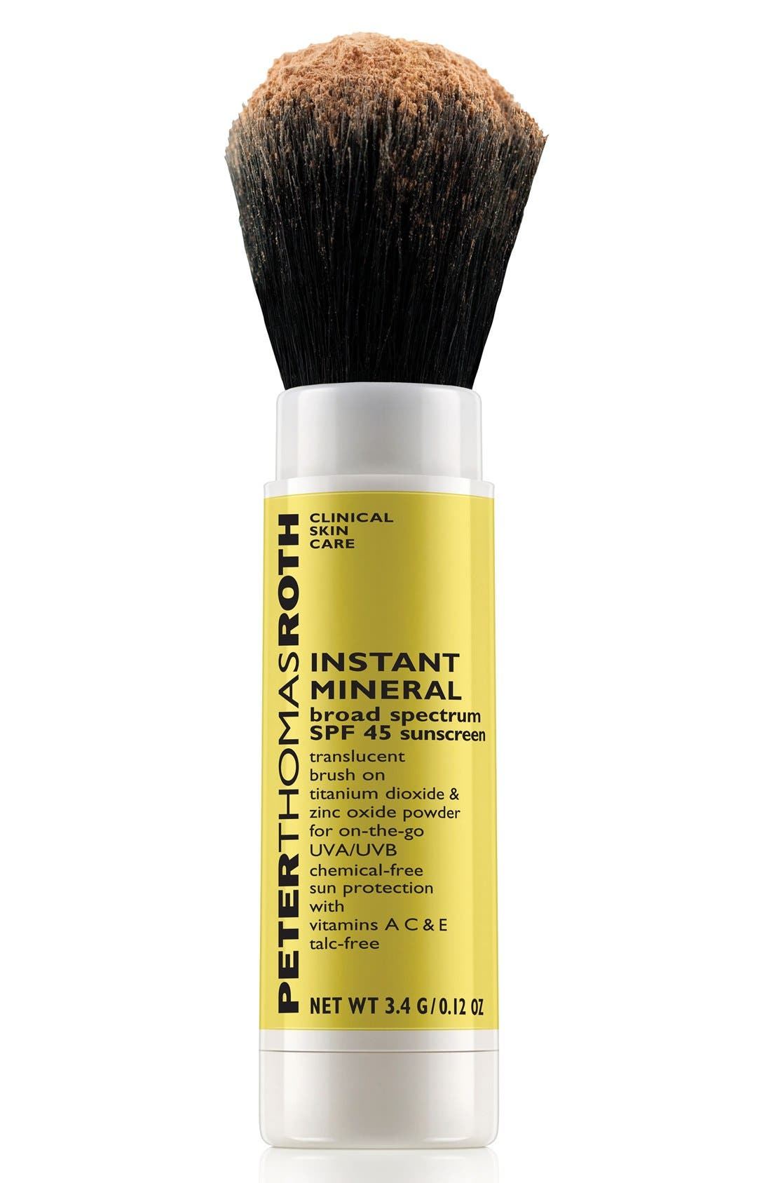 Peter Thomas Roth Instant Mineral Broad Spectrum Spf 45 Sunscreen