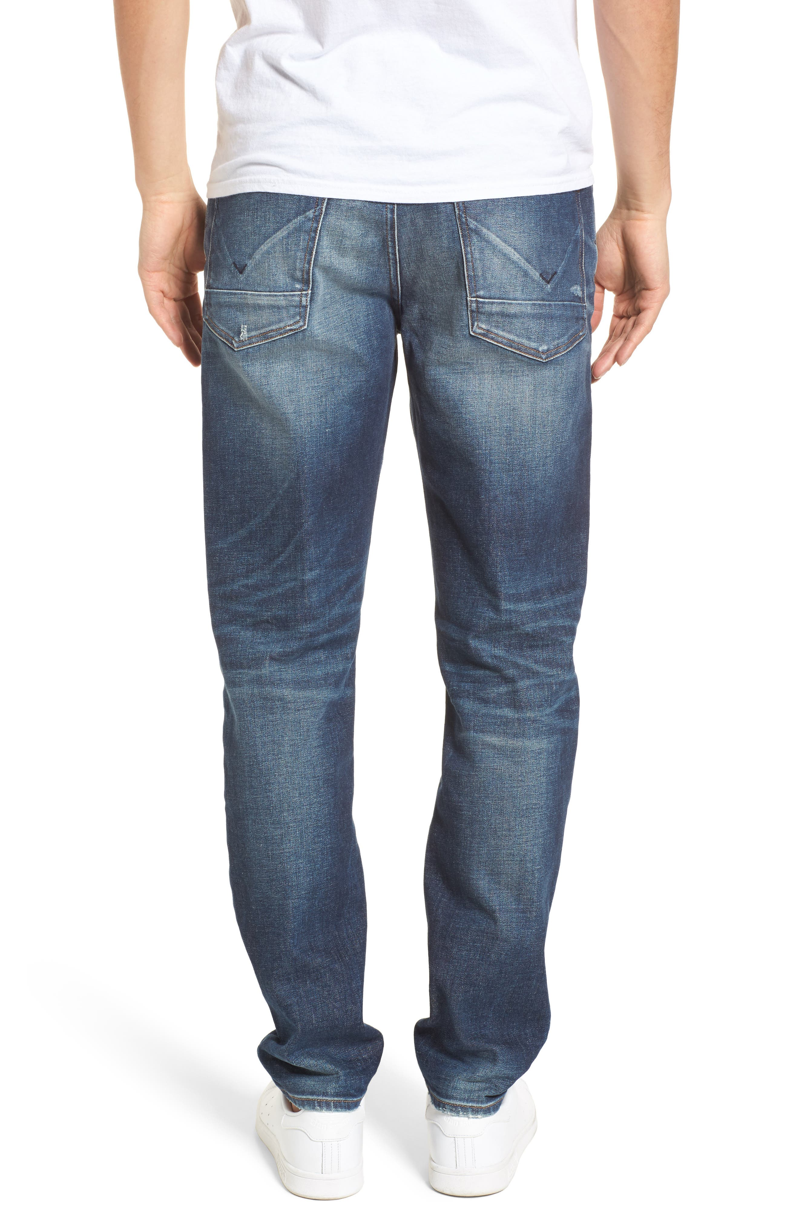 Sartor Slouchy Skinny Fit Jeans,                             Alternate thumbnail 2, color,                             427