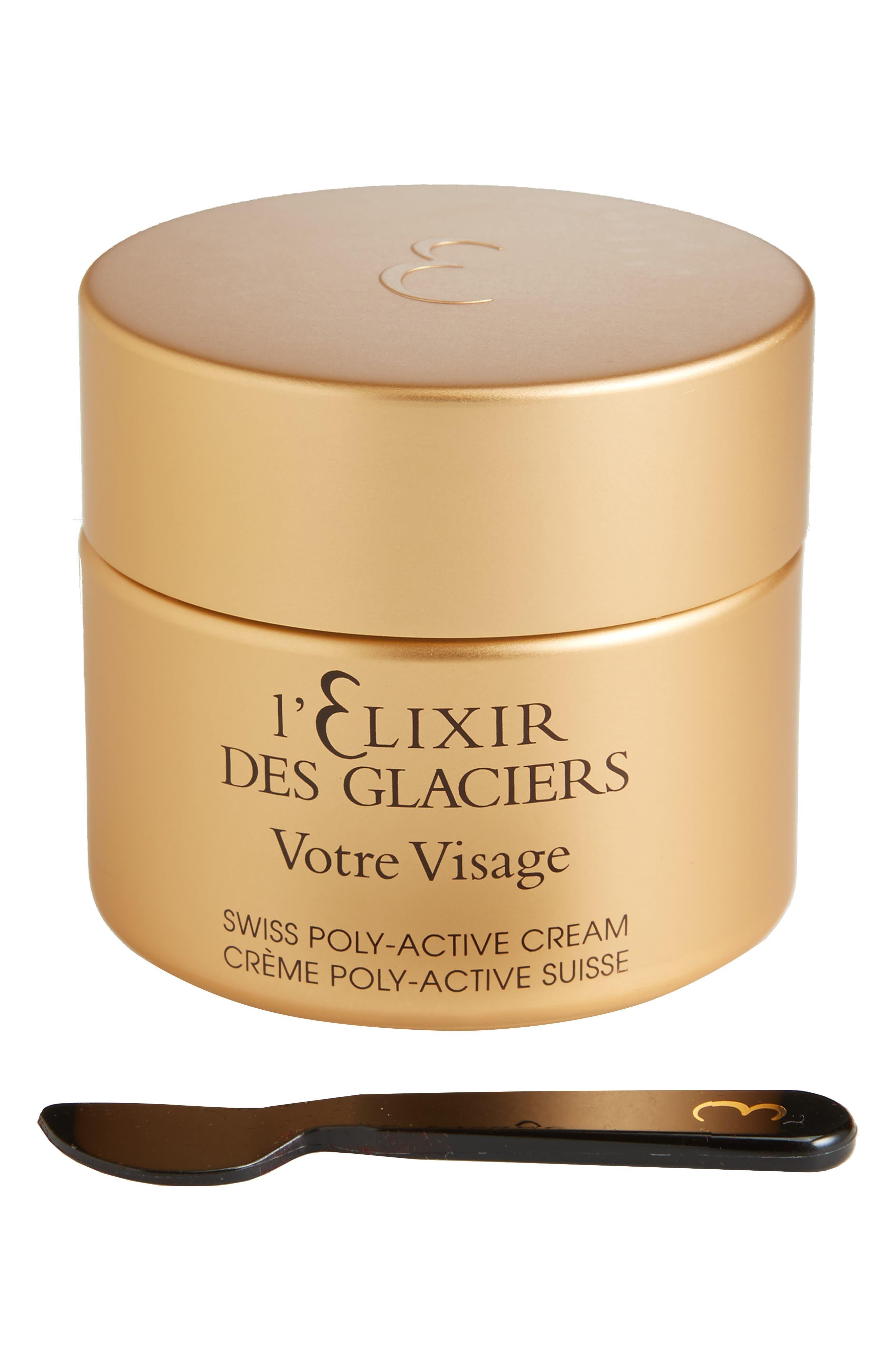 'L'Elixir des Glaciers' Cream,                             Alternate thumbnail 2, color,                             000