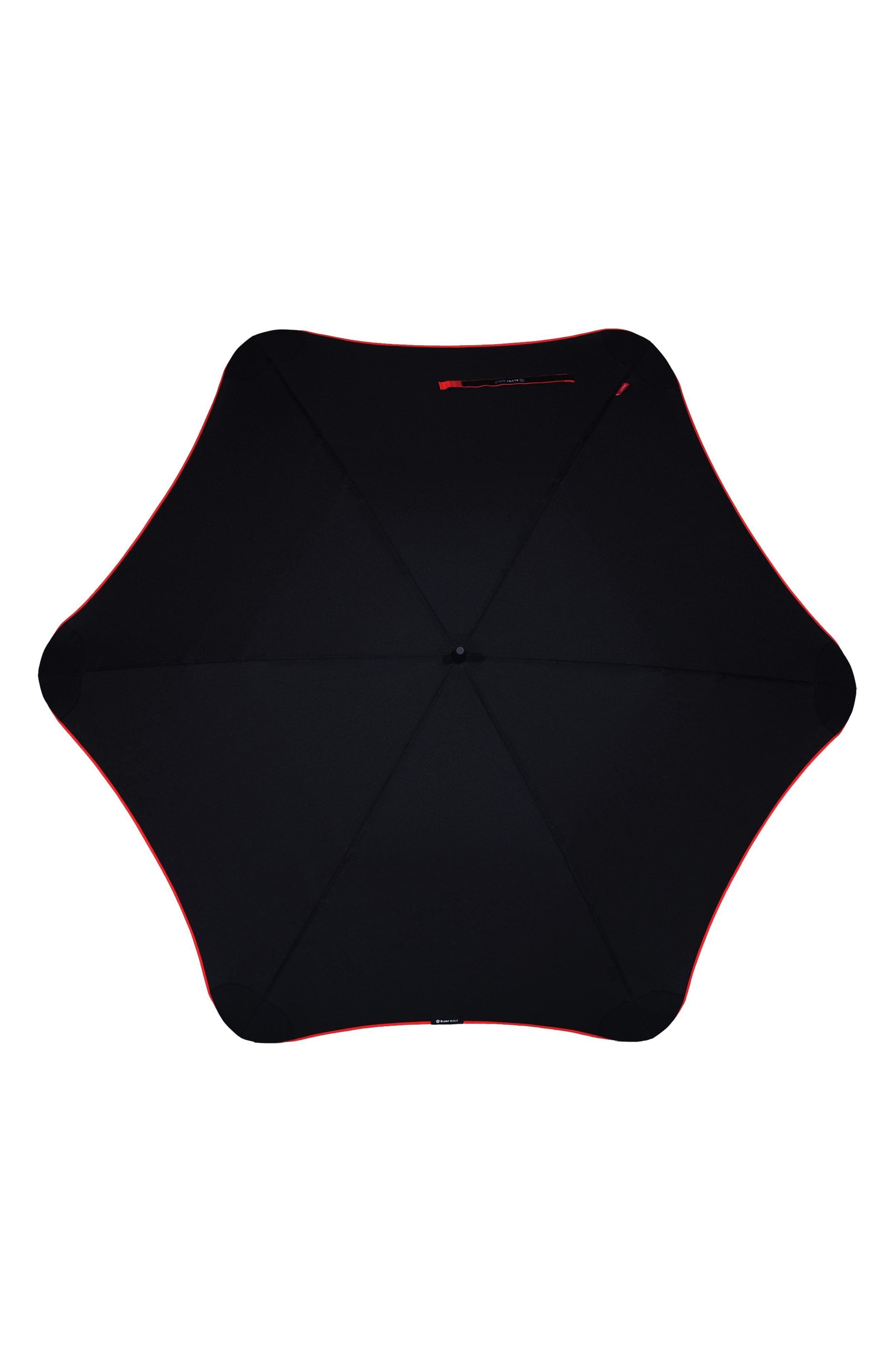 Golf Umbrella,                             Alternate thumbnail 2, color,                             BLACK