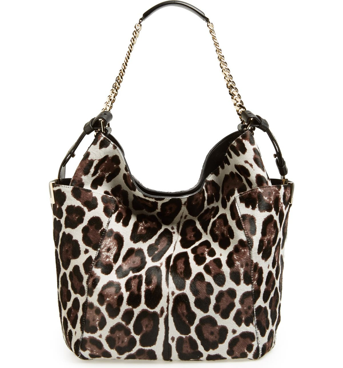 54e63c307b Jimmy Choo  Anna  Genuine Calf Hair Hobo