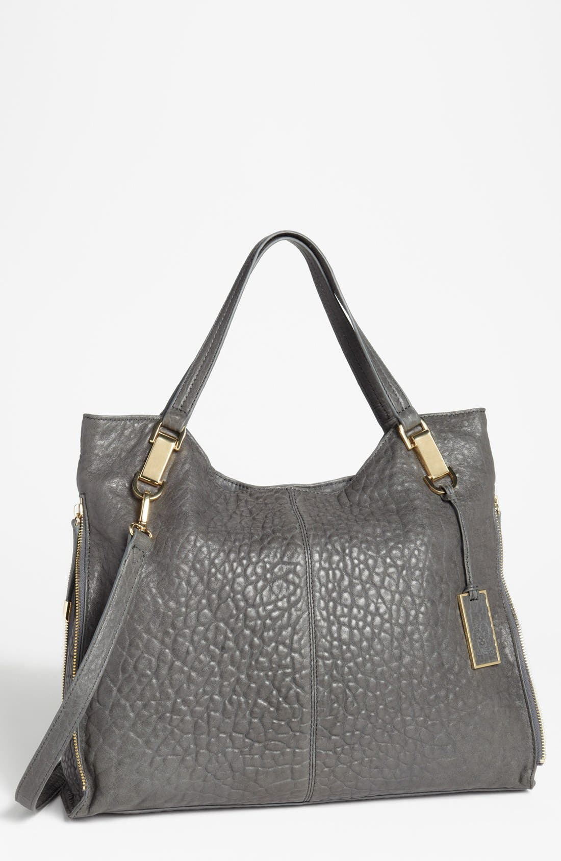 'Riley' Leather Tote,                             Main thumbnail 7, color,