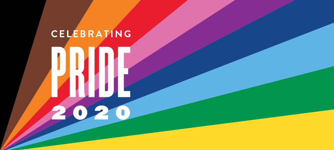 Celebrating Pride 2020.