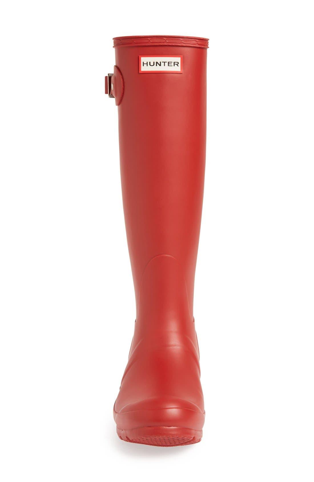 'Original Tall' Rain Boot,                             Alternate thumbnail 330, color,