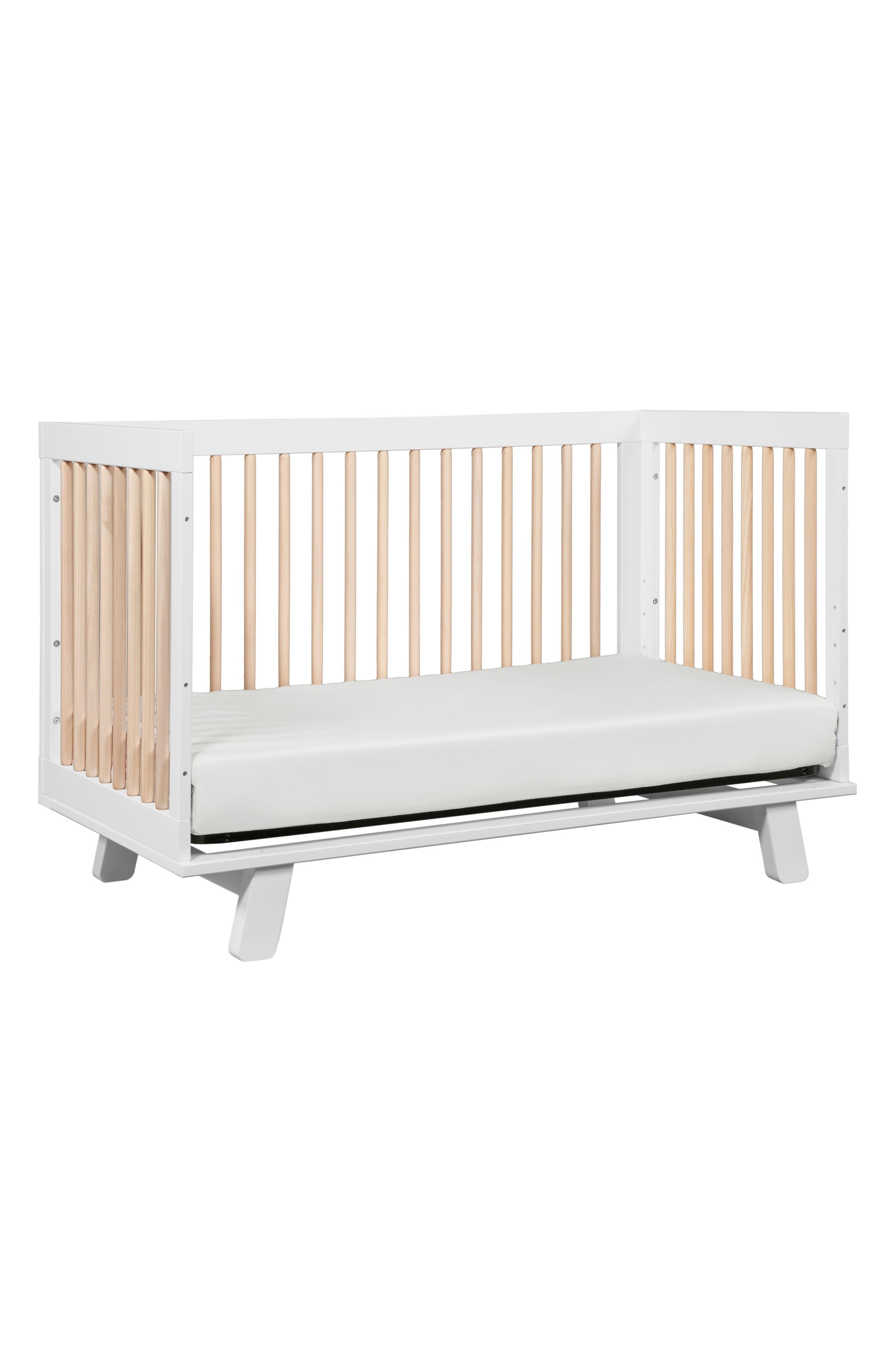 'Hudson' 3-in-1 Convertible Crib,                             Alternate thumbnail 14, color,