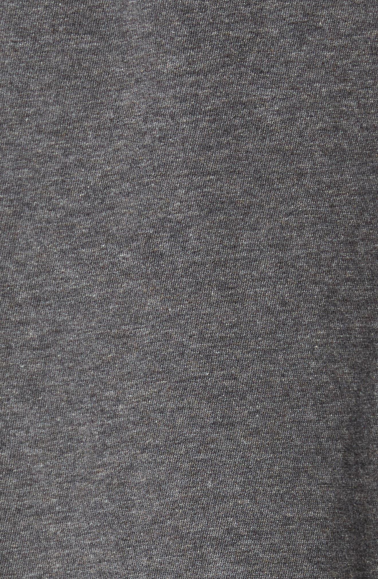 Classic Long Sleeve Raglan T-Shirt,                             Alternate thumbnail 5, color,                             025