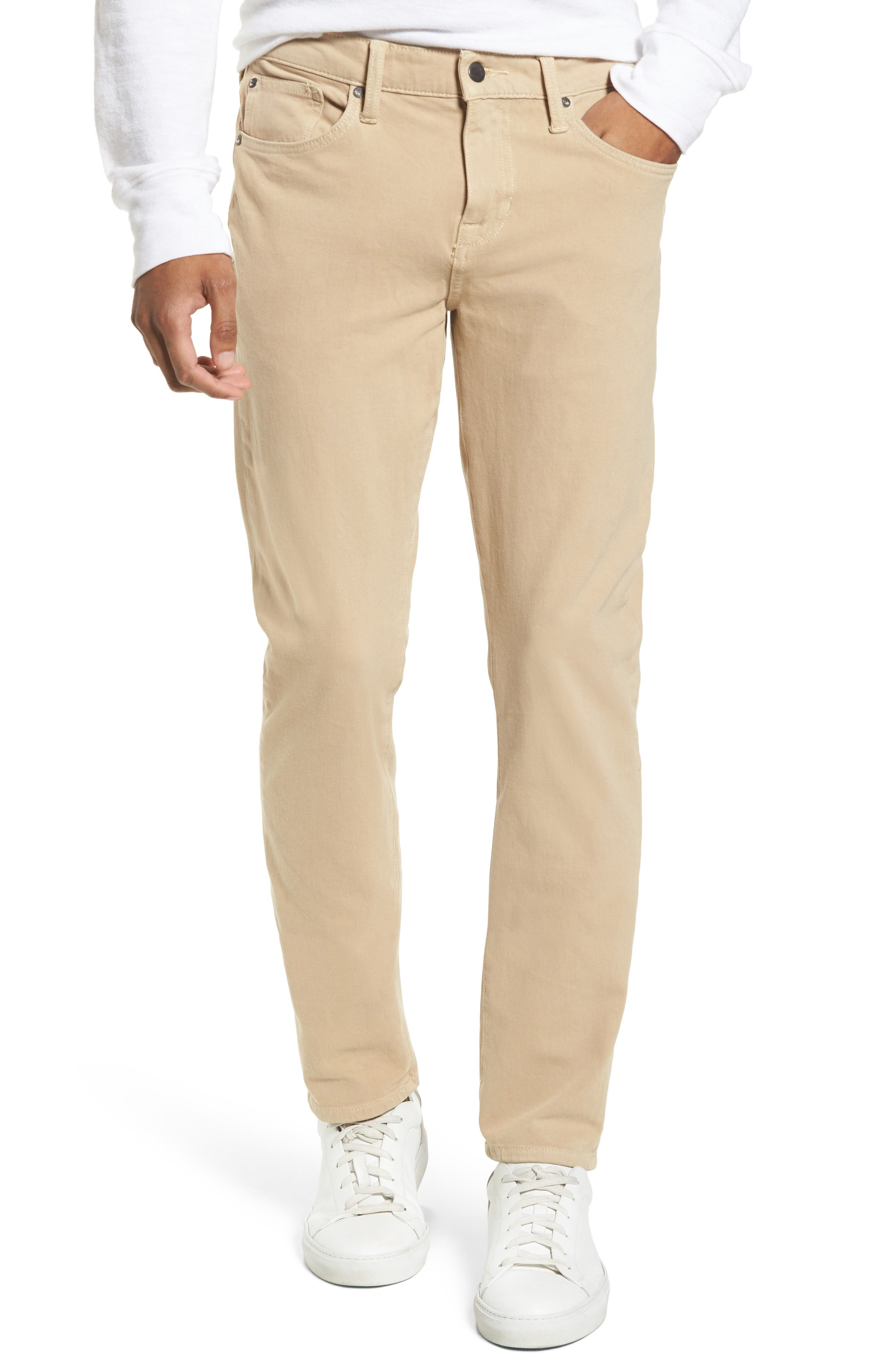JOE'S,                             Kinetic Slim Fit Jeans,                             Main thumbnail 1, color,                             SAND