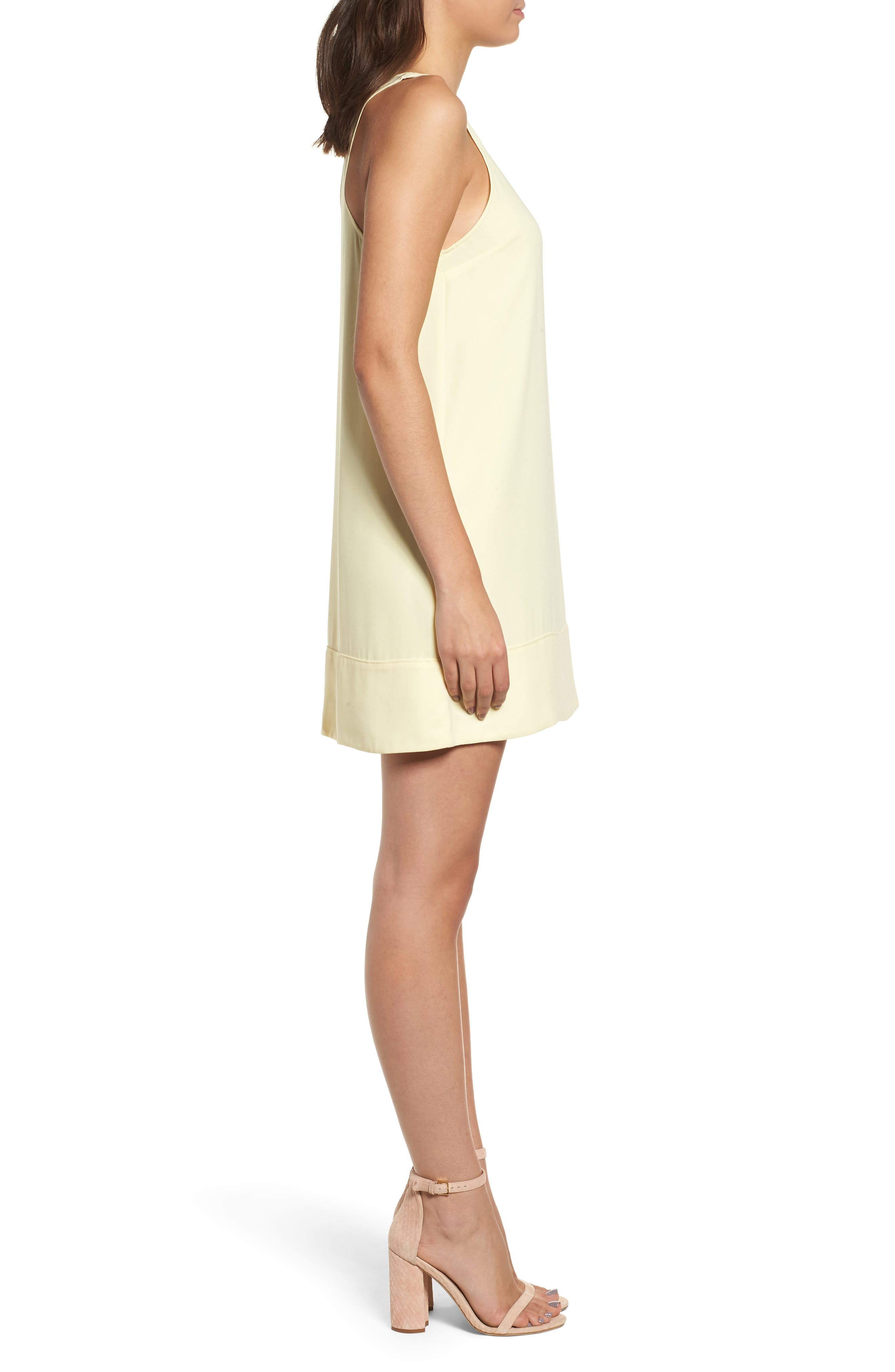 Racerback Shift Dress,                             Alternate thumbnail 104, color,