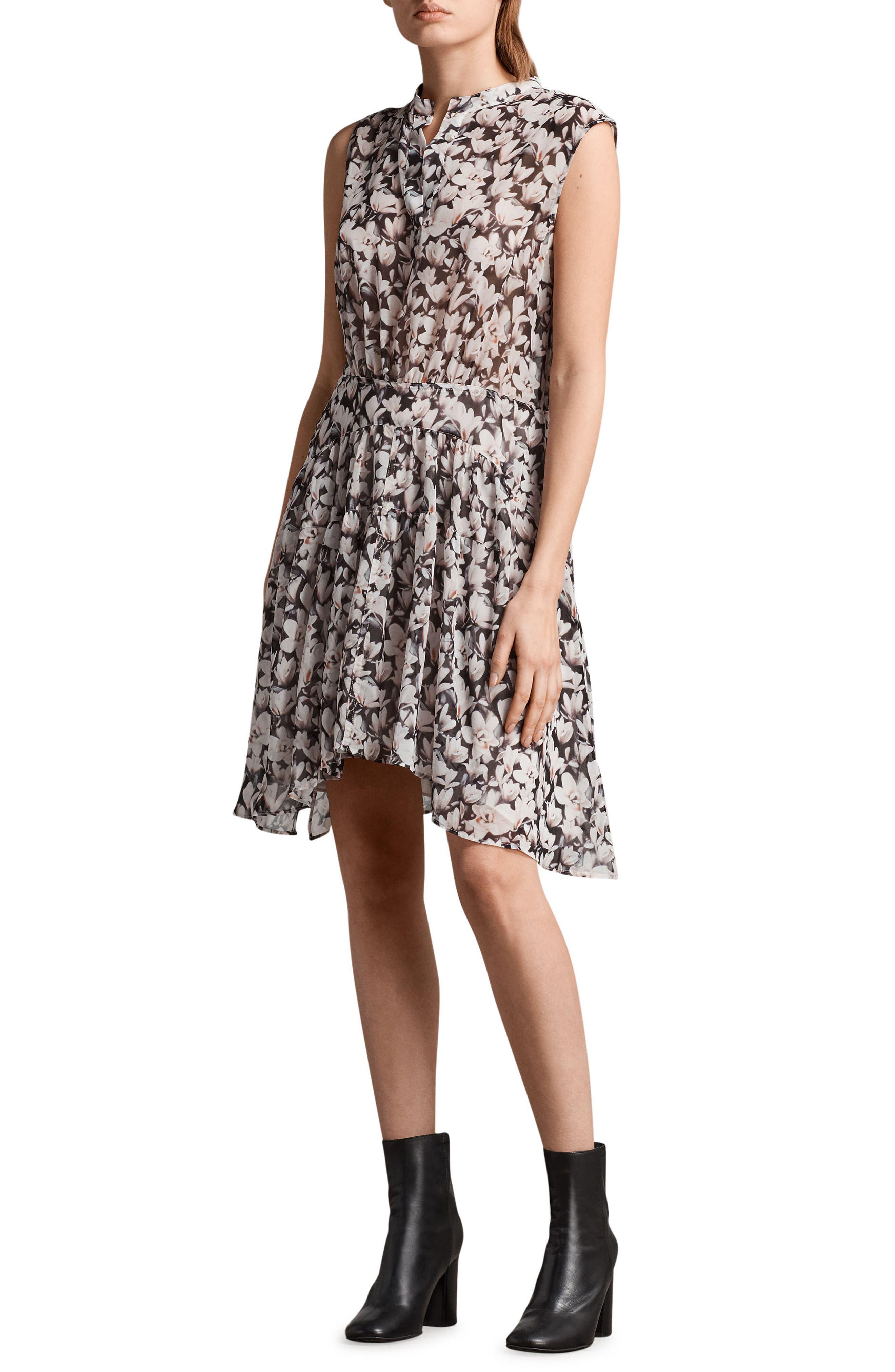 Victoria Magnolita Dress,                             Alternate thumbnail 3, color,                             688