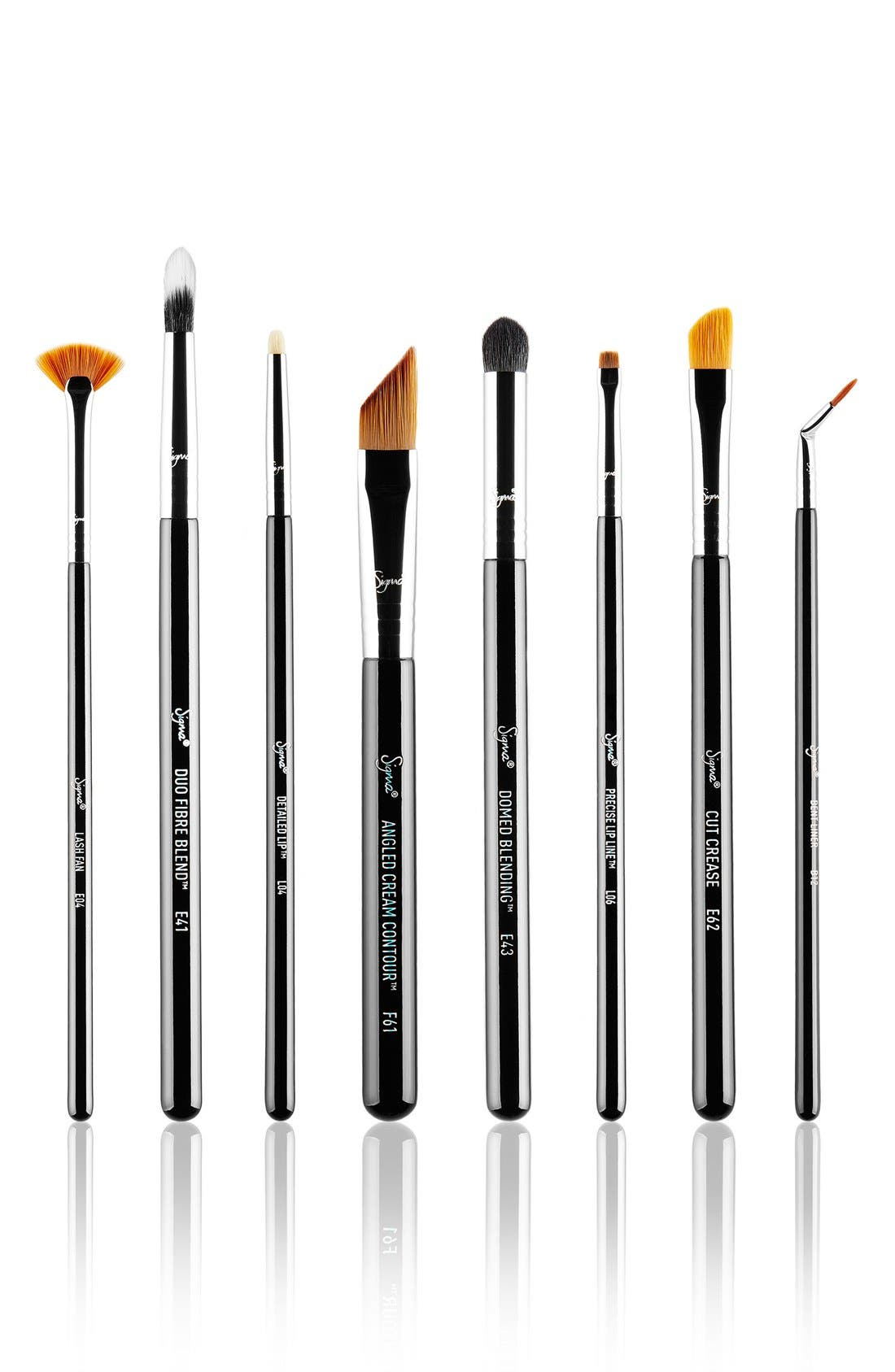 SIGMA BEAUTY Detail Brush Set, Main, color, NO COLOR