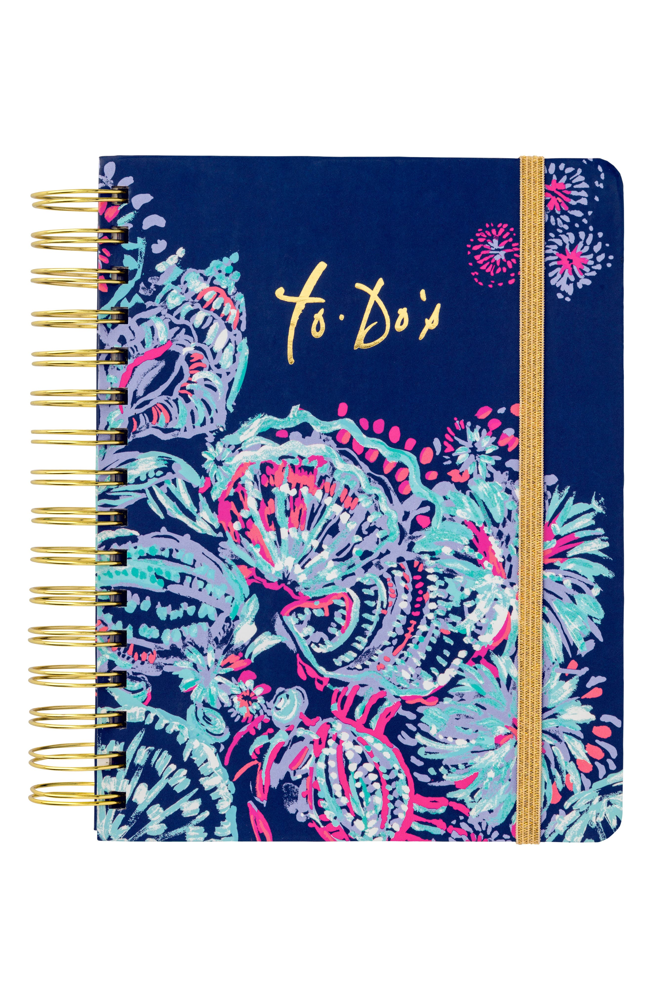 Spiral To-Do Planner,                         Main,                         color, 400
