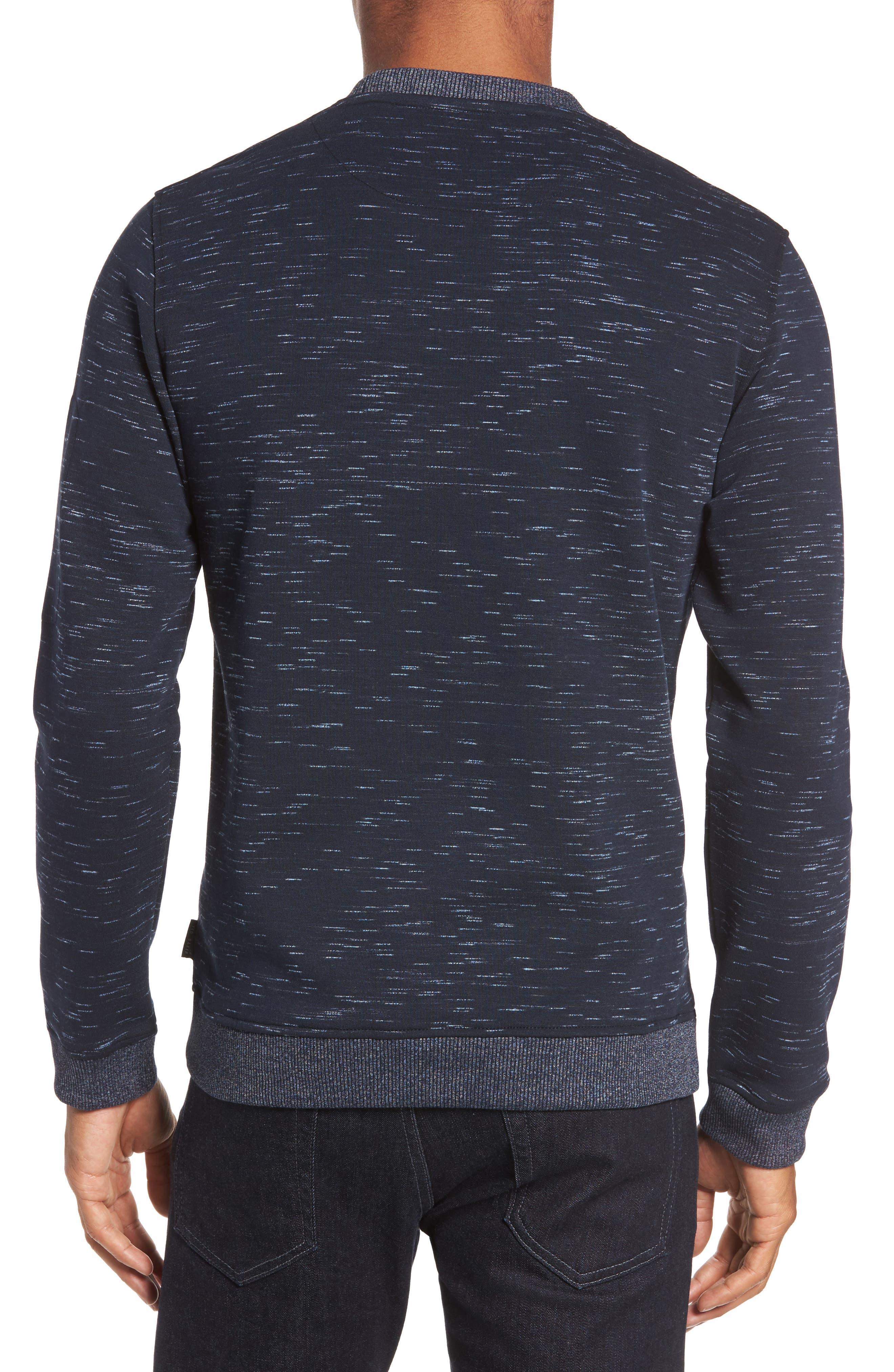 Bepay Jersey Sweatshirt,                             Alternate thumbnail 2, color,                             410