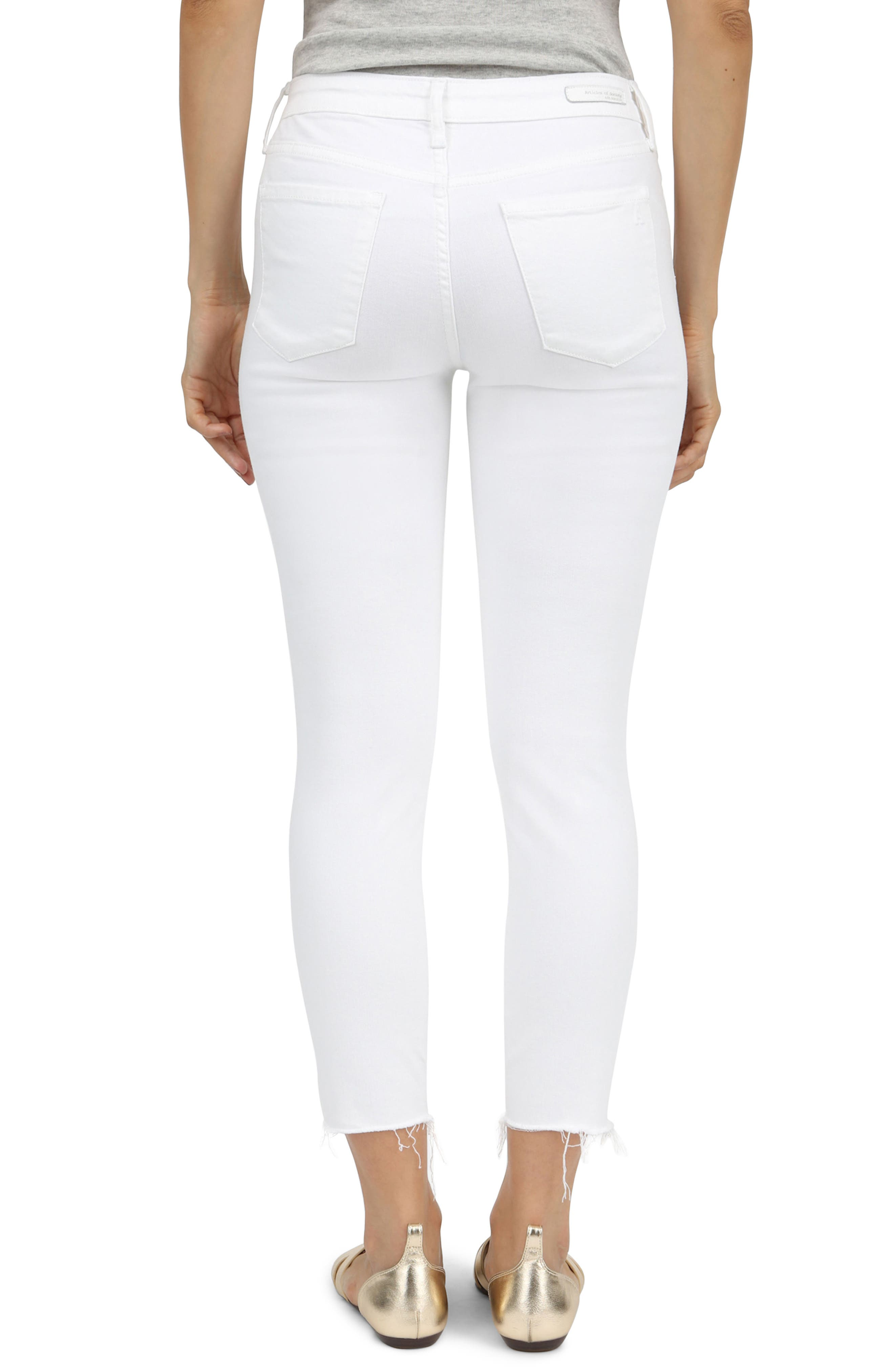 Katie Crop Skinny Jeans,                             Alternate thumbnail 2, color,                             140