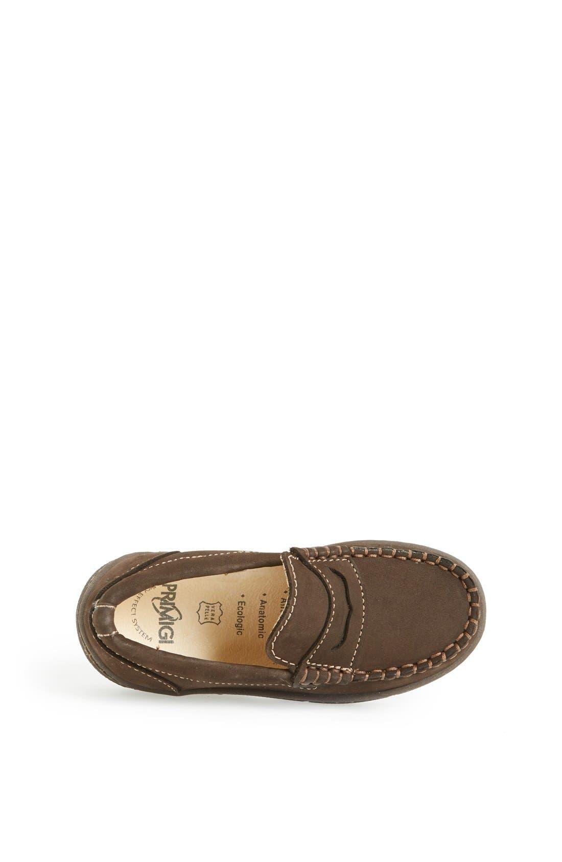 PRIMIGI,                             'Choate' Slip-On Loafer,                             Alternate thumbnail 3, color,                             210