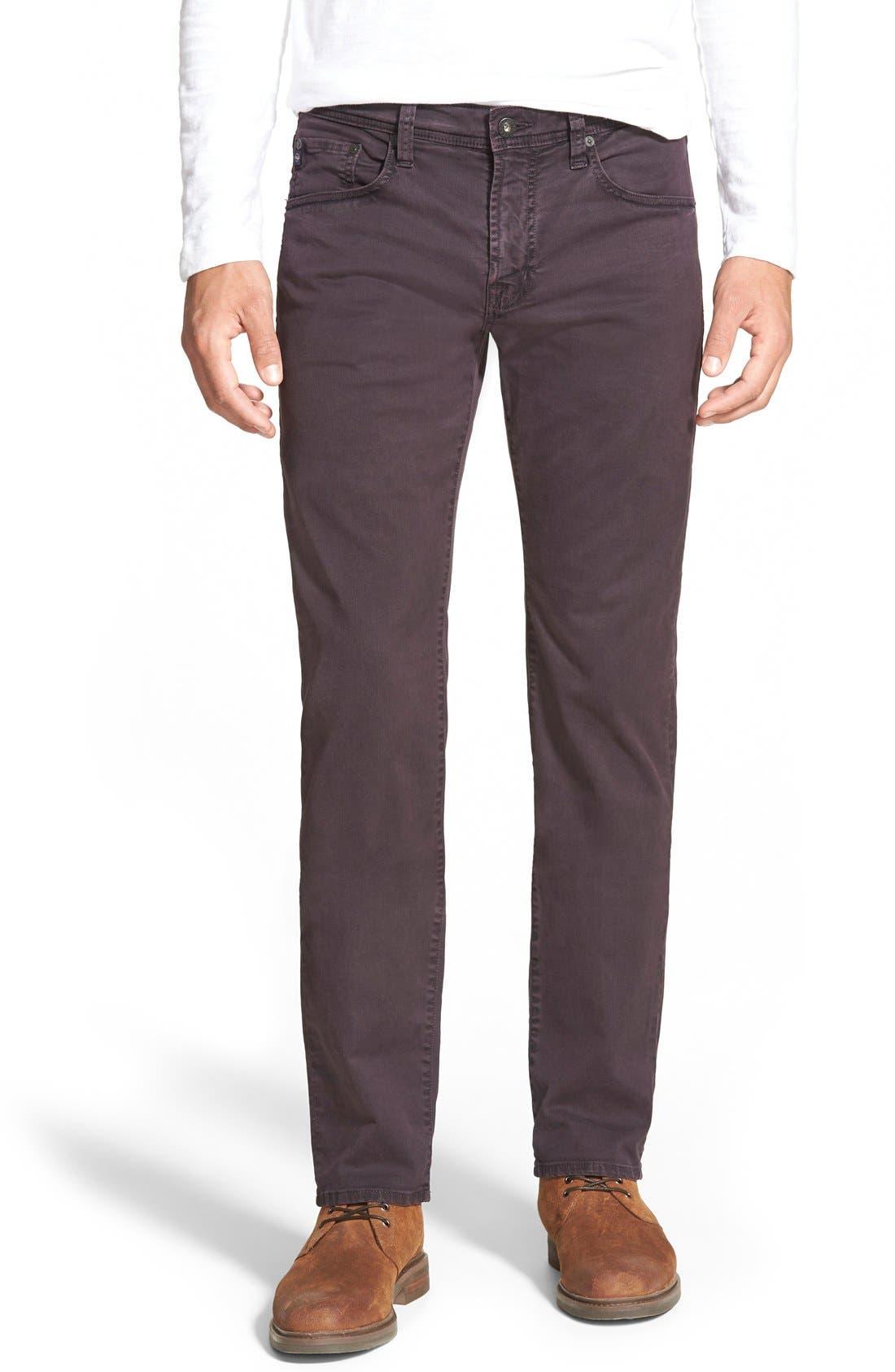 'Matchbox BES' Slim Fit Pants,                             Main thumbnail 4, color,