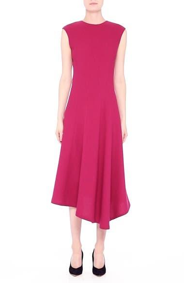 Aveena Wool Interlock Dress, video thumbnail