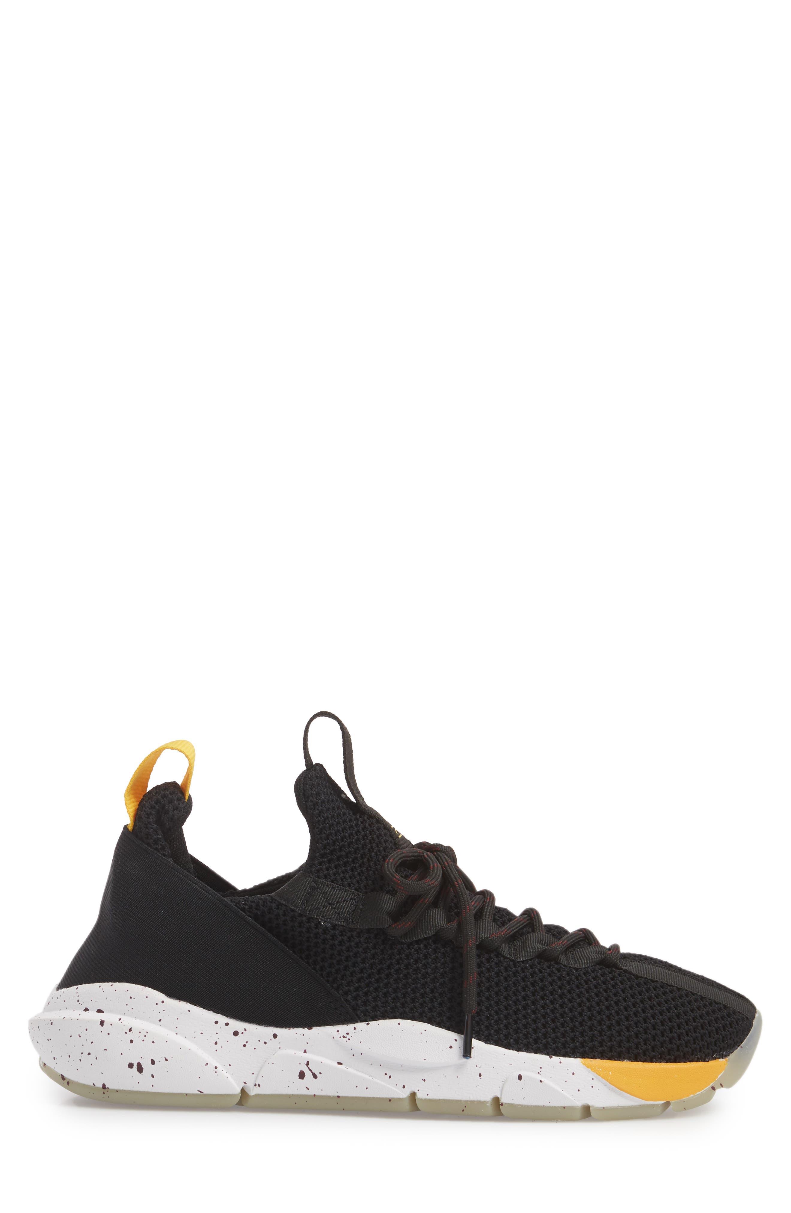 The Interceptor Sneaker,                             Alternate thumbnail 3, color,                             002