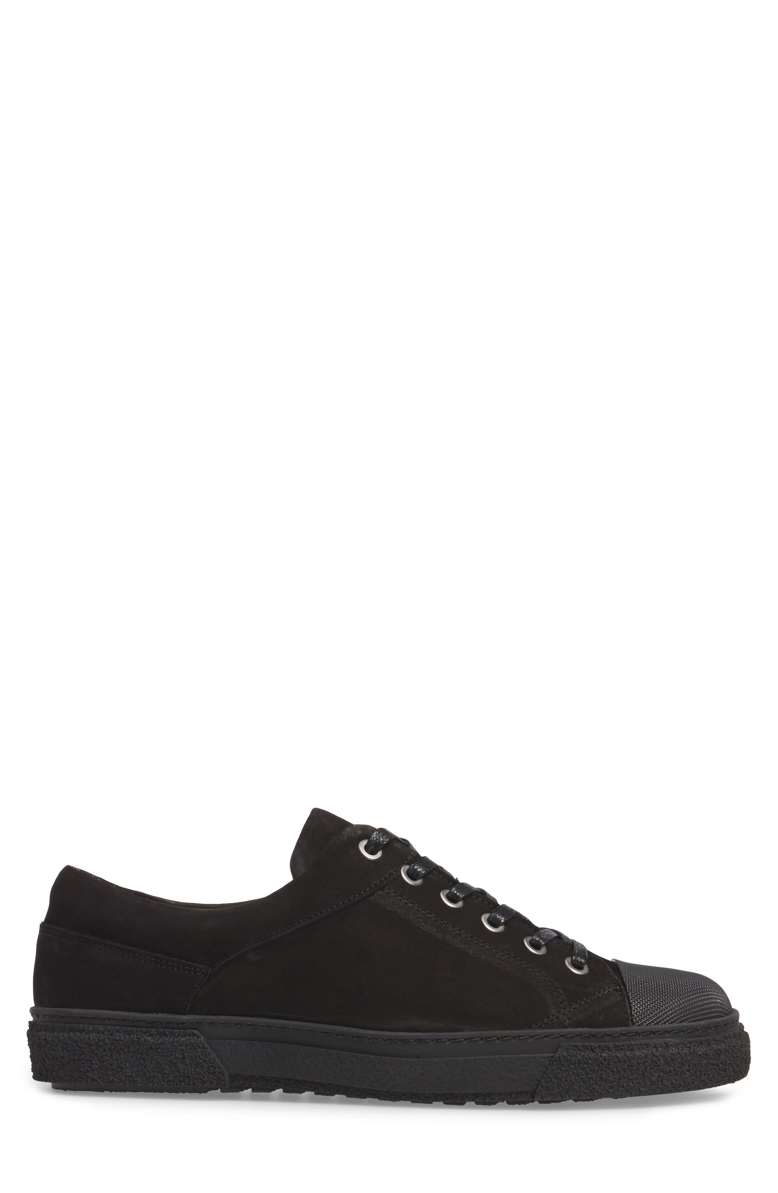 Wallsem Sneaker,                             Alternate thumbnail 3, color,                             001