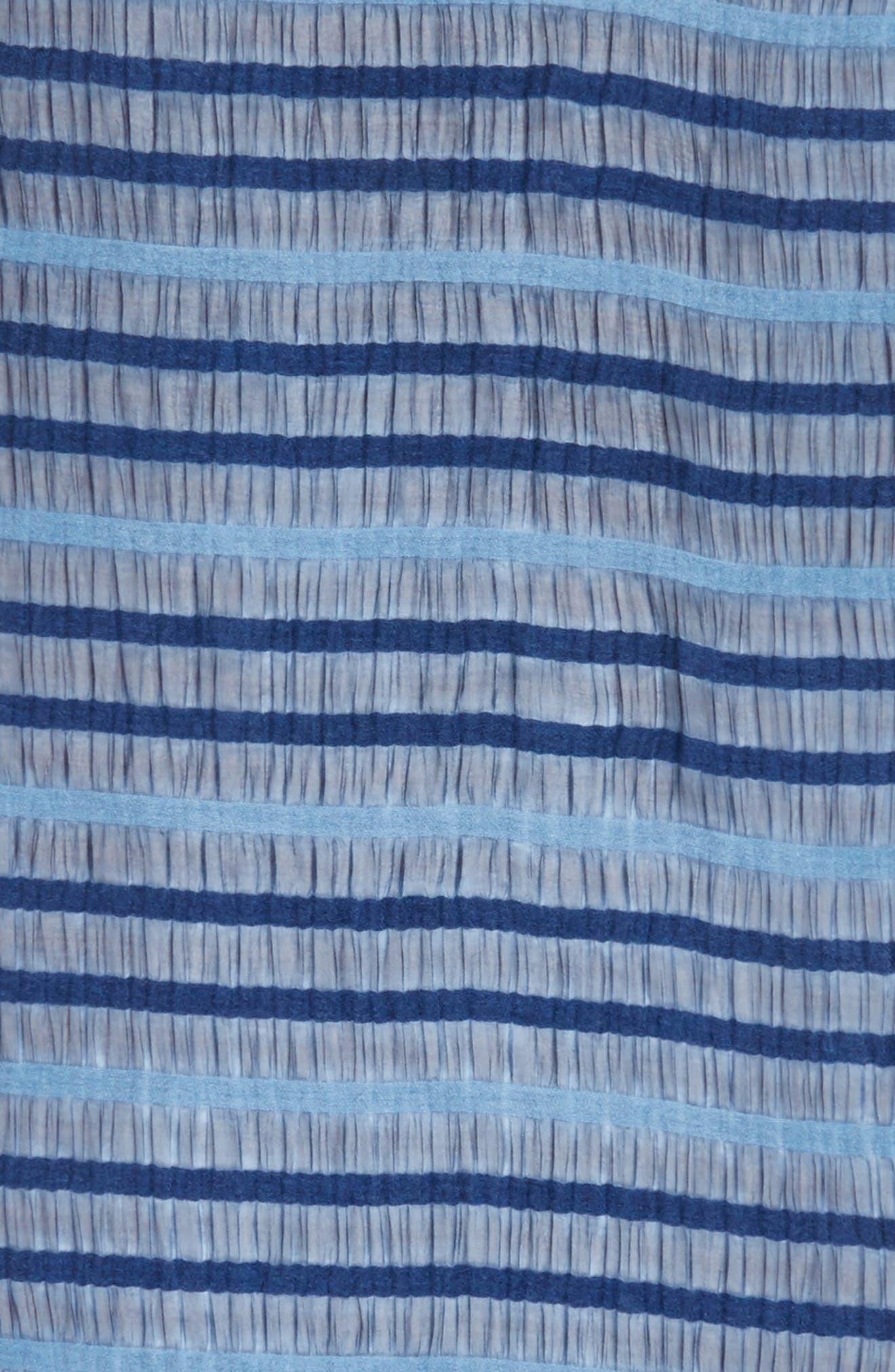 Stripe Scarf,                             Alternate thumbnail 4, color,                             419